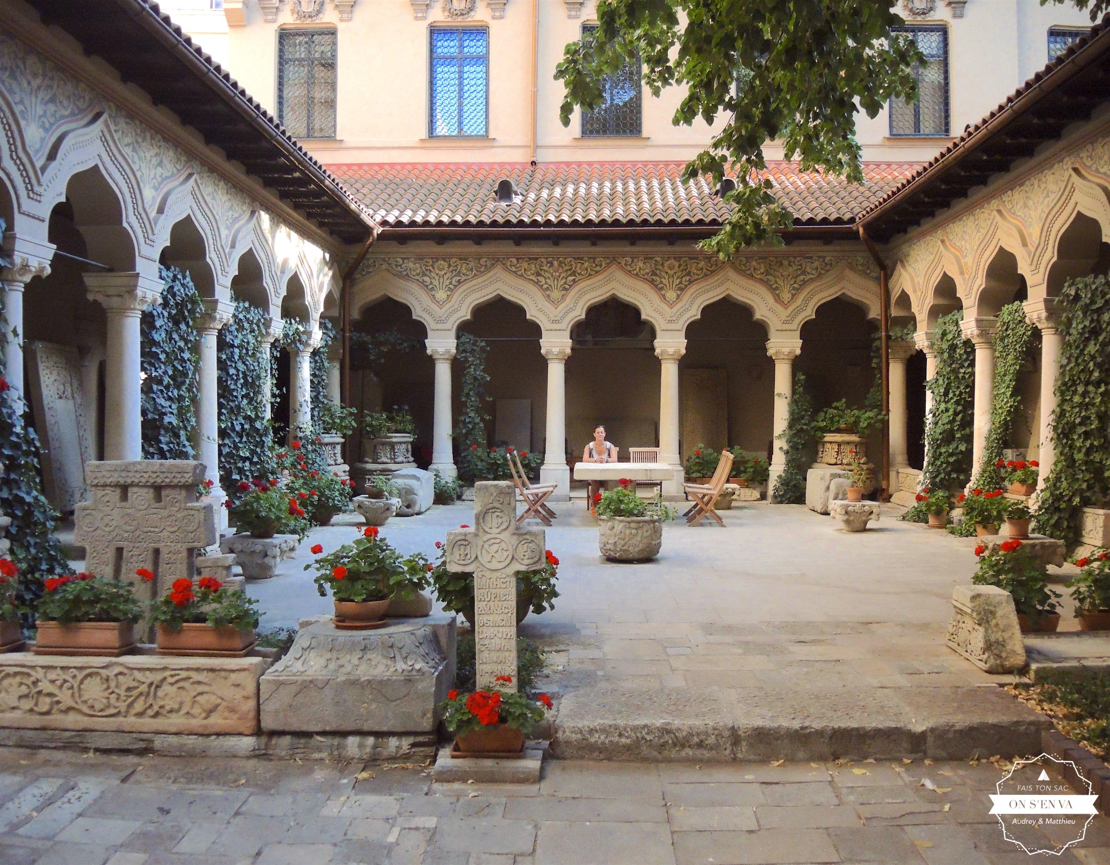 Le monastère Stavropoleos