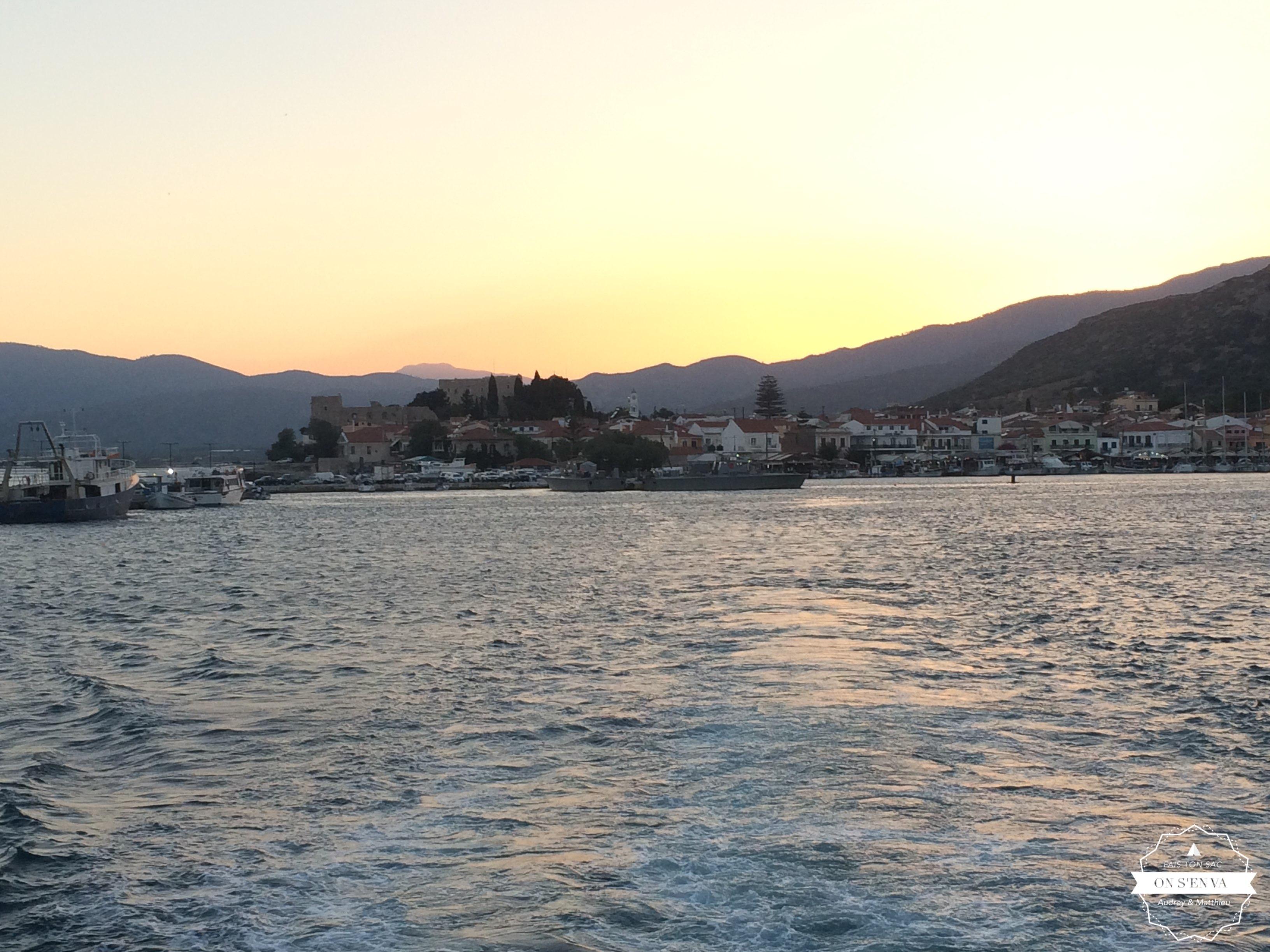 Bye bye la Grèce...