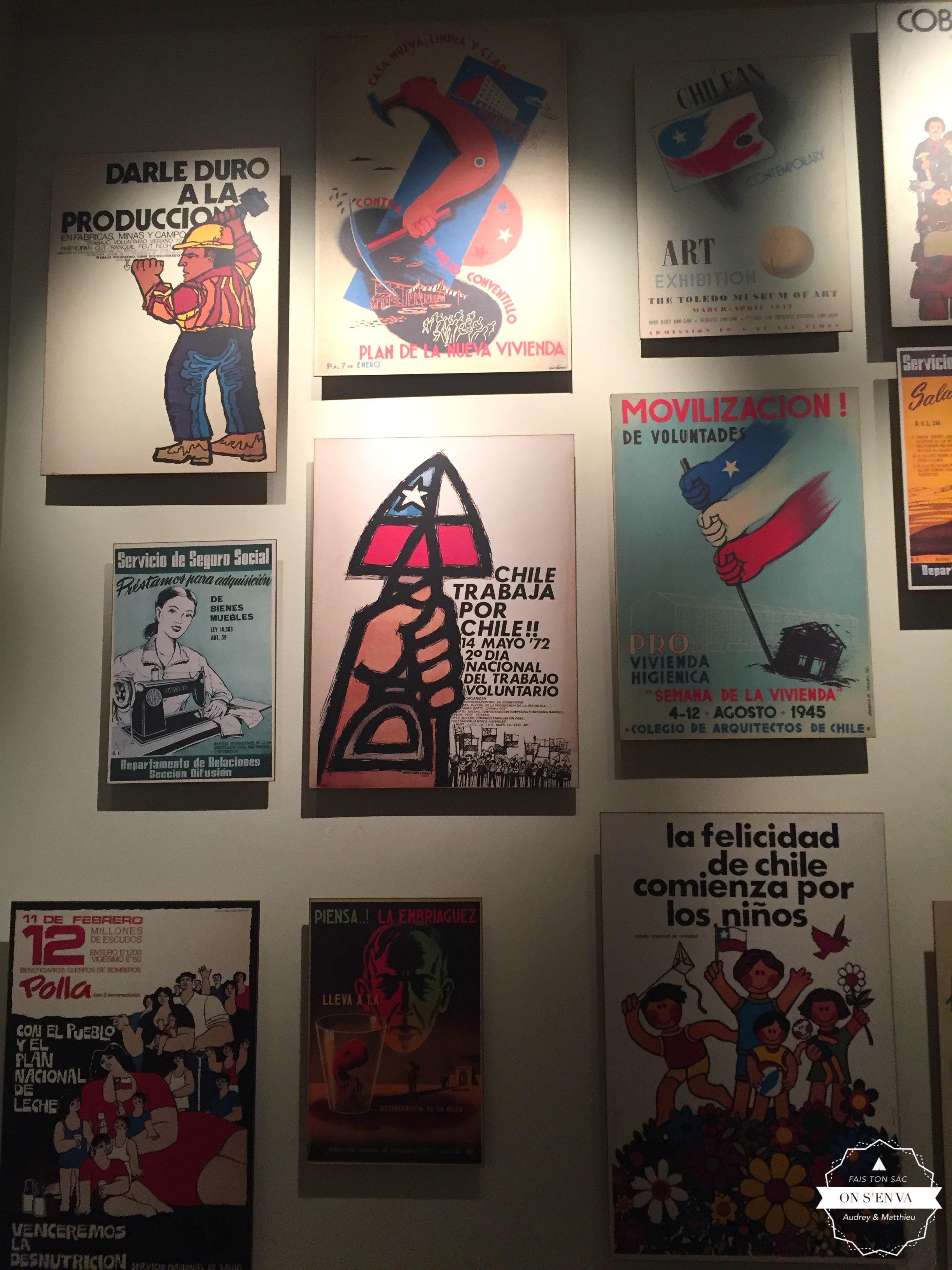 Affiches de propagande