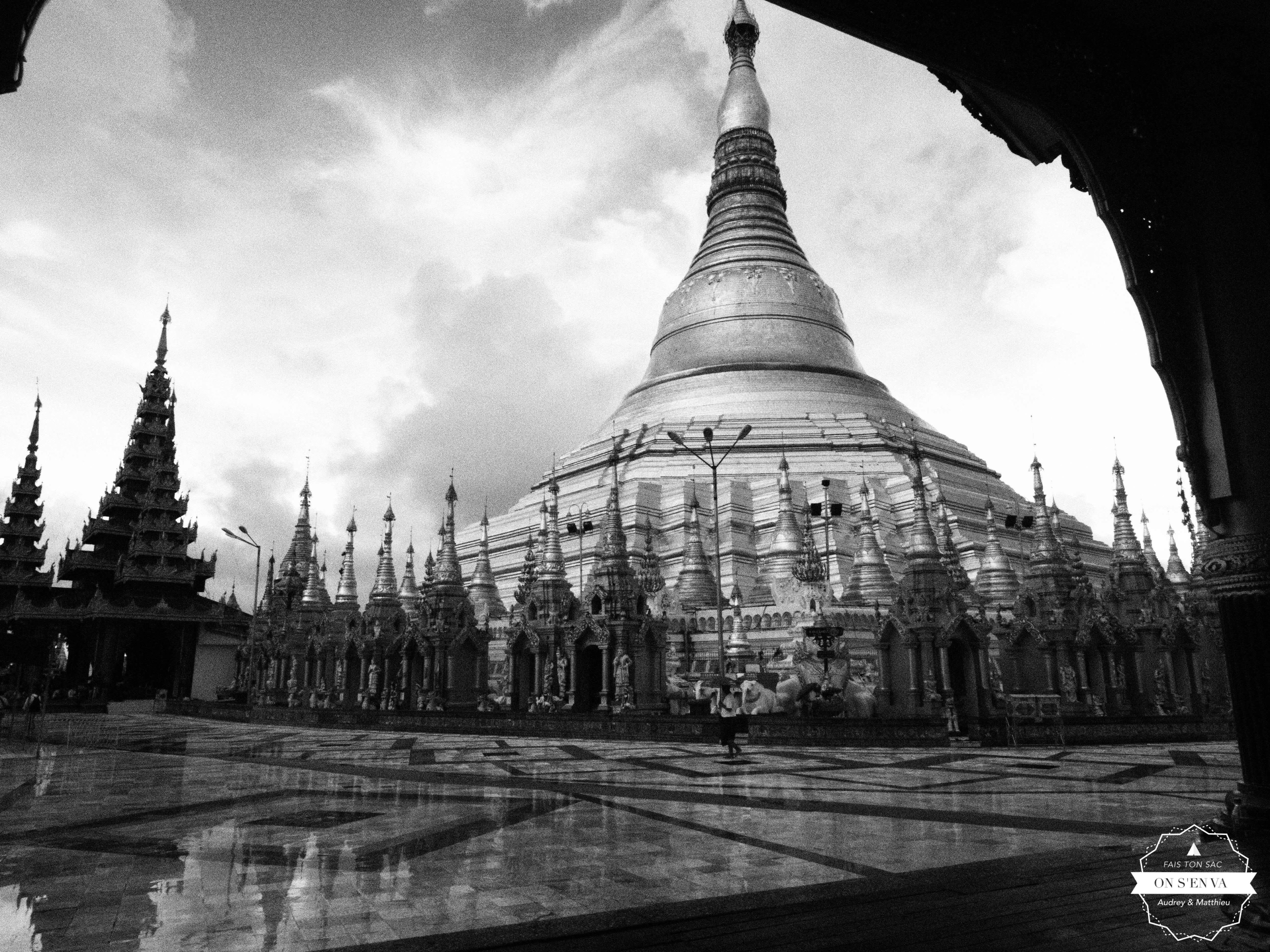 LA visite de Yangon