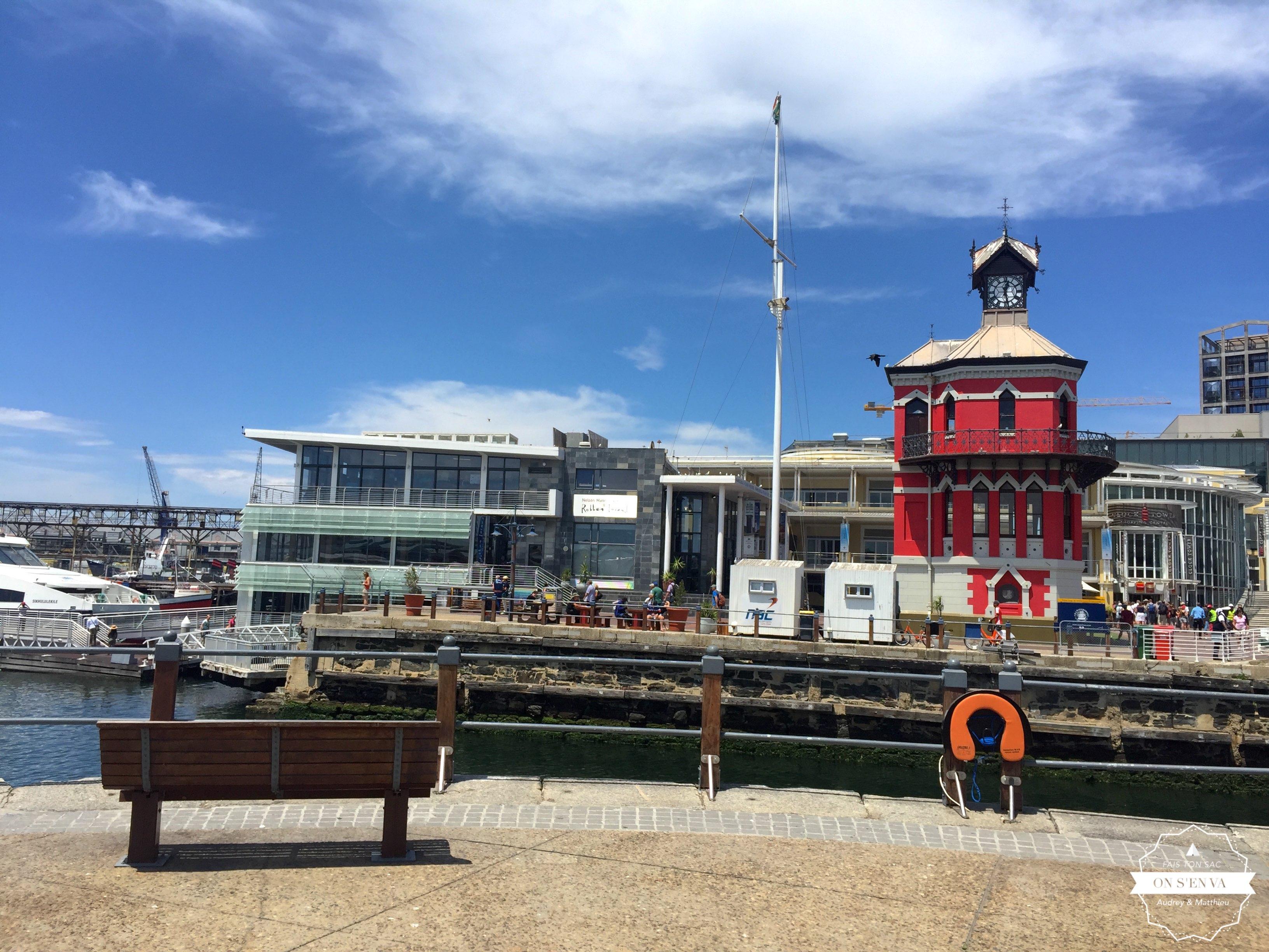 Port de Cape Town