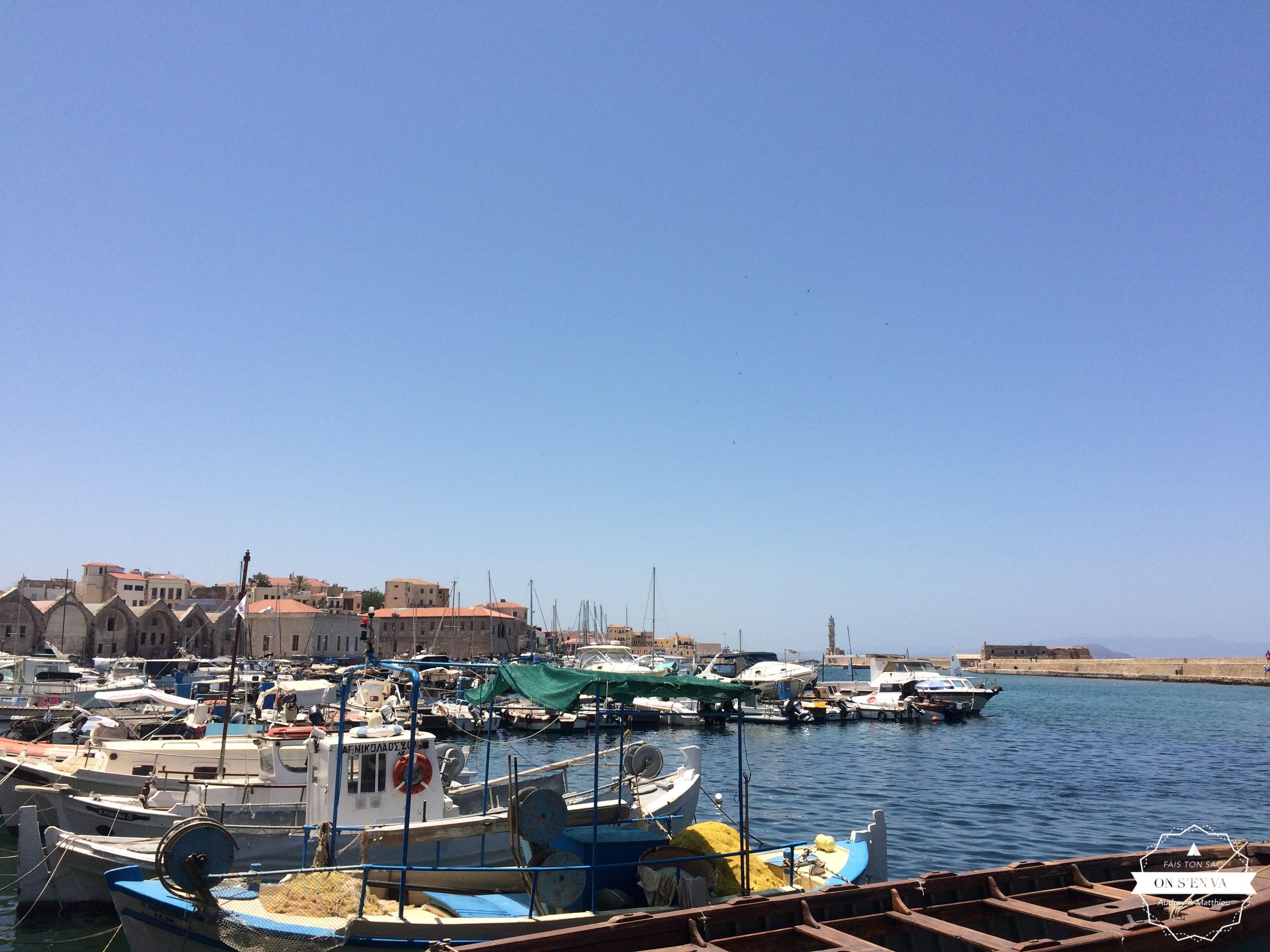 Port de La Canée