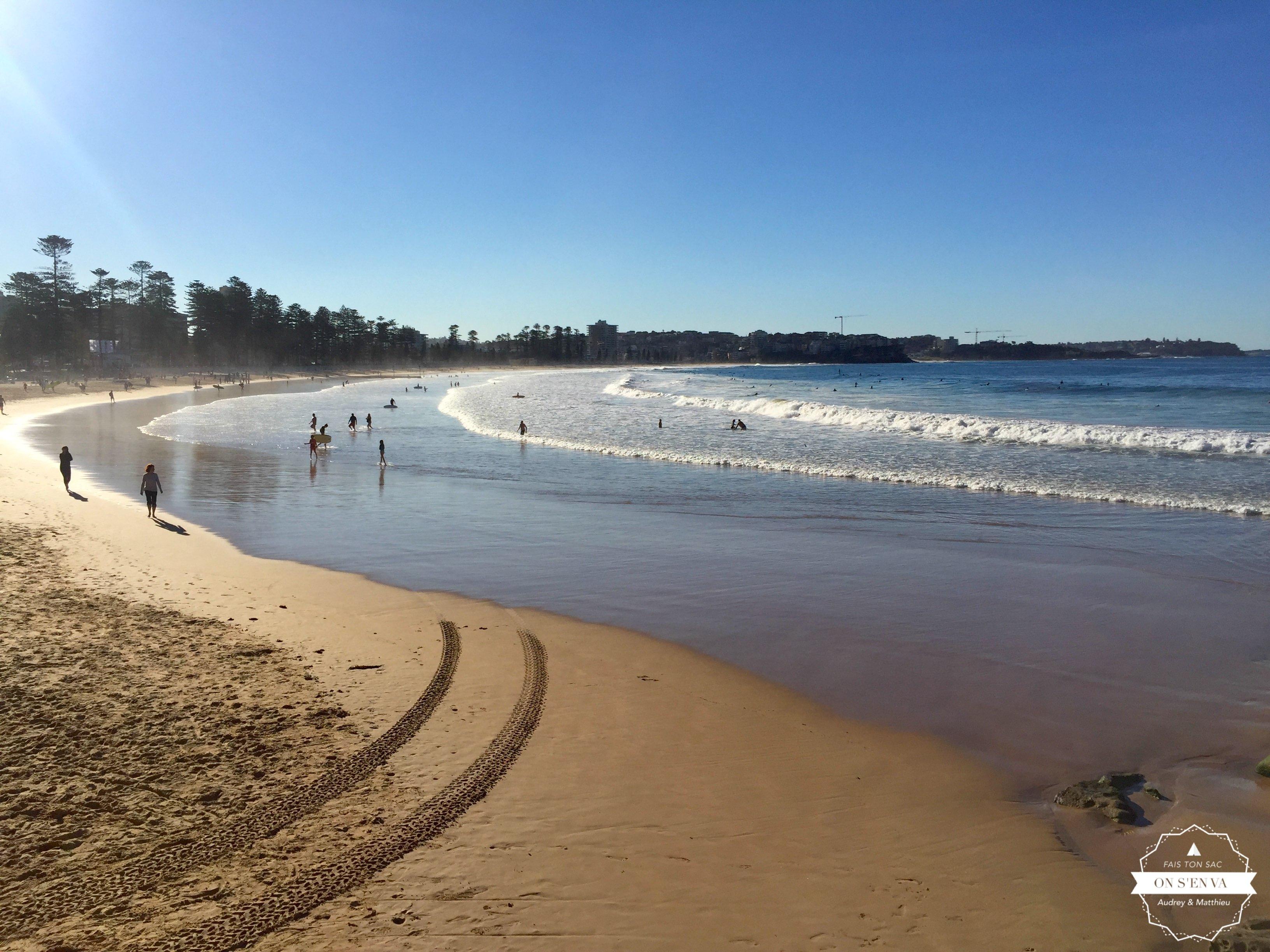 Et à la plage