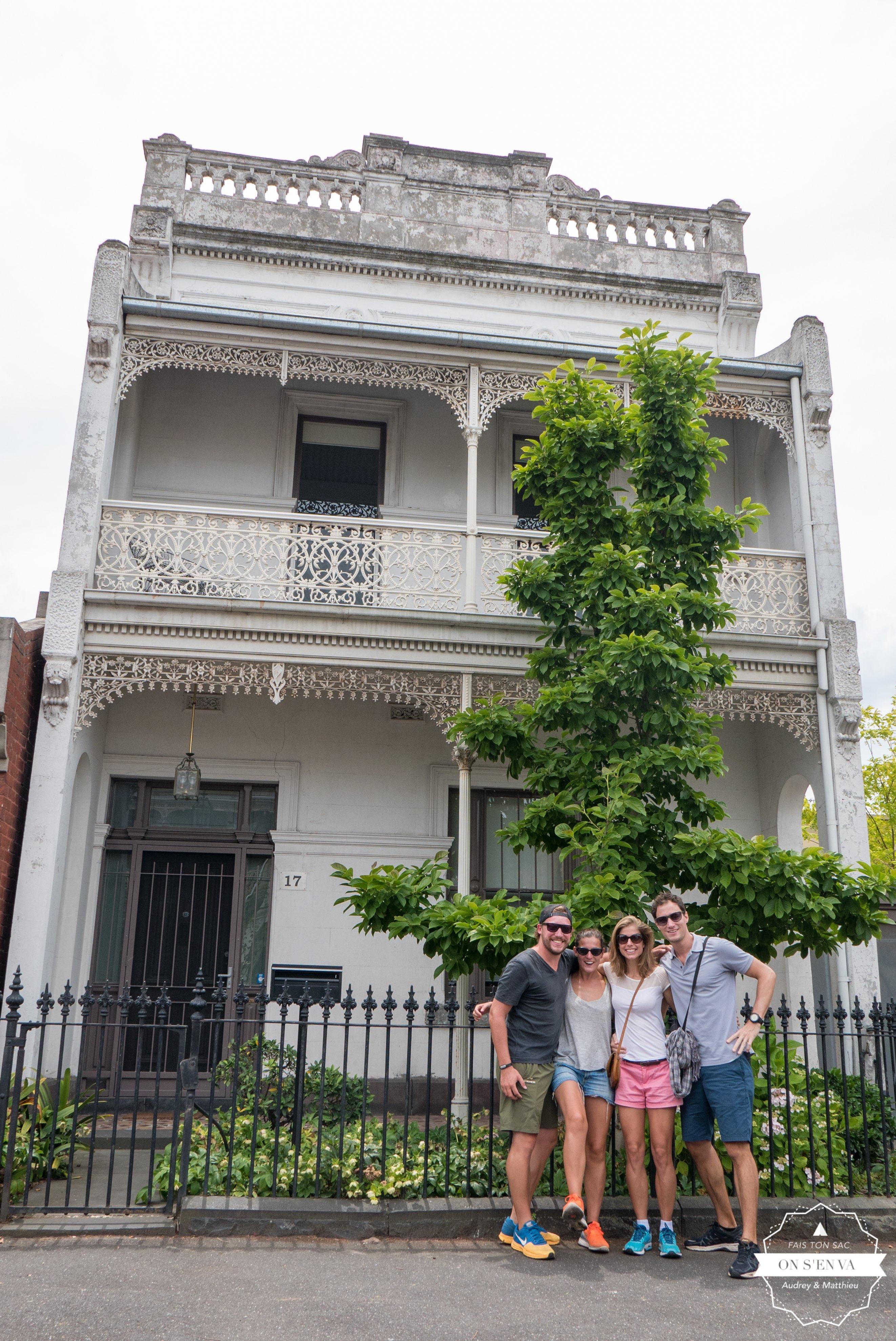 Retrouvailles à Melbourne