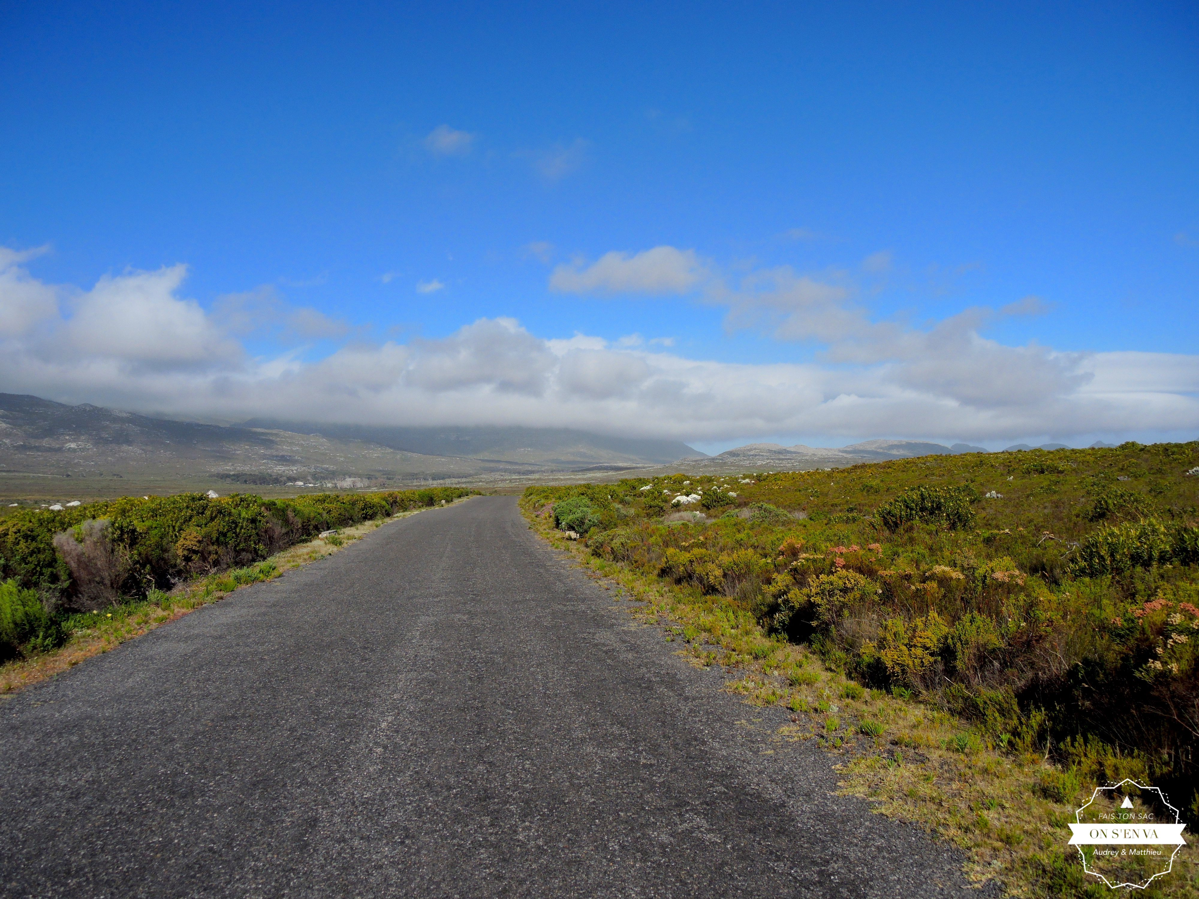 Vers Cape Point