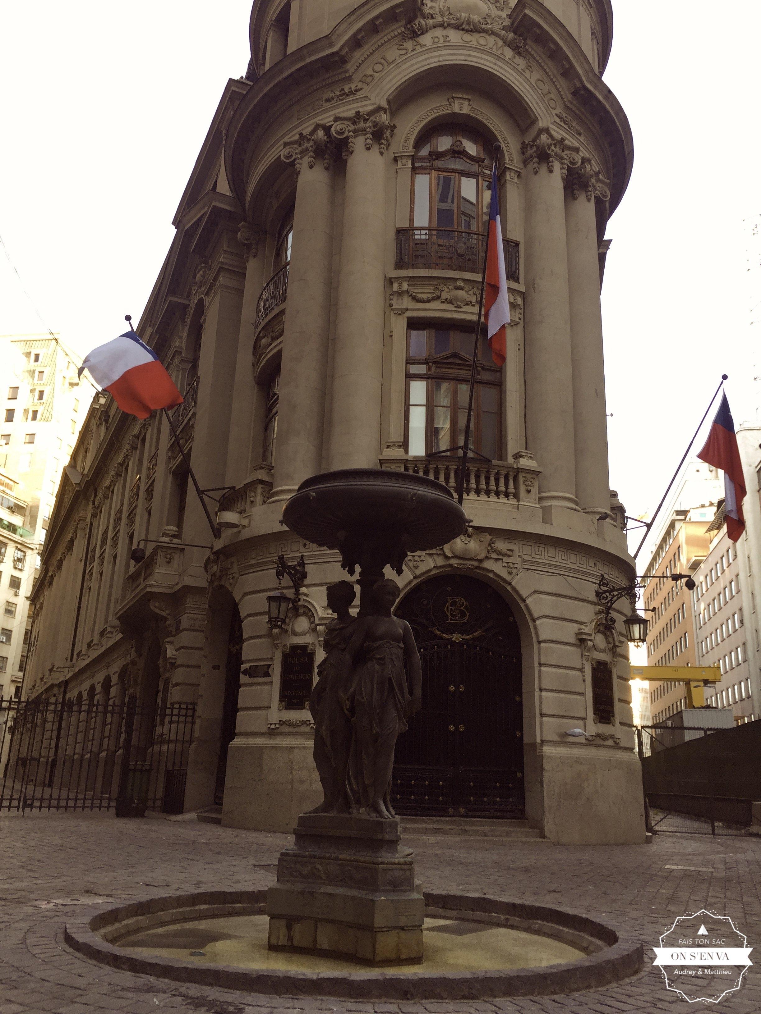 """Quartier de la """"Bourse"""""""