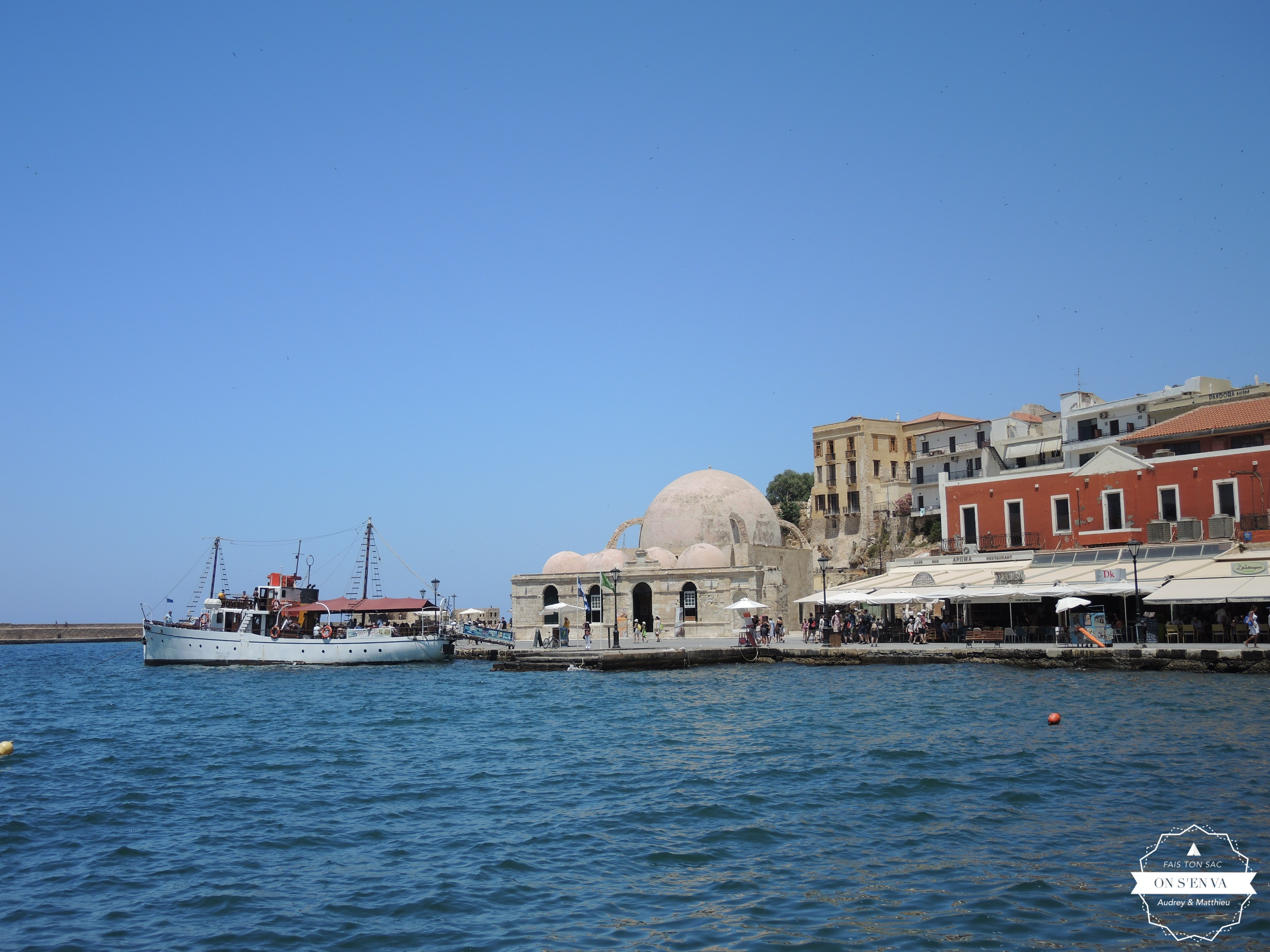 Ancienne mosquée du port, La Canée