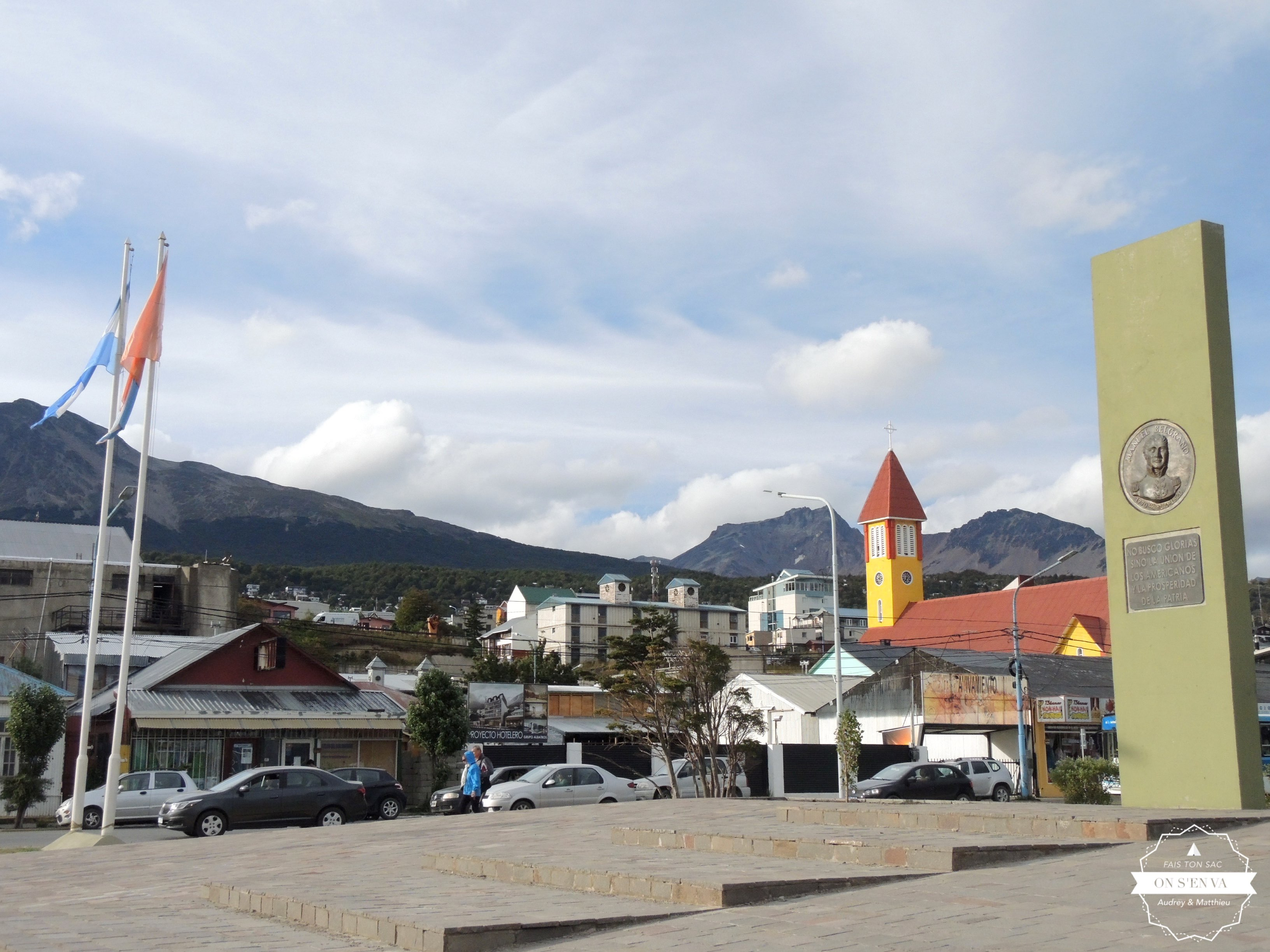 Retour à Ushuaia