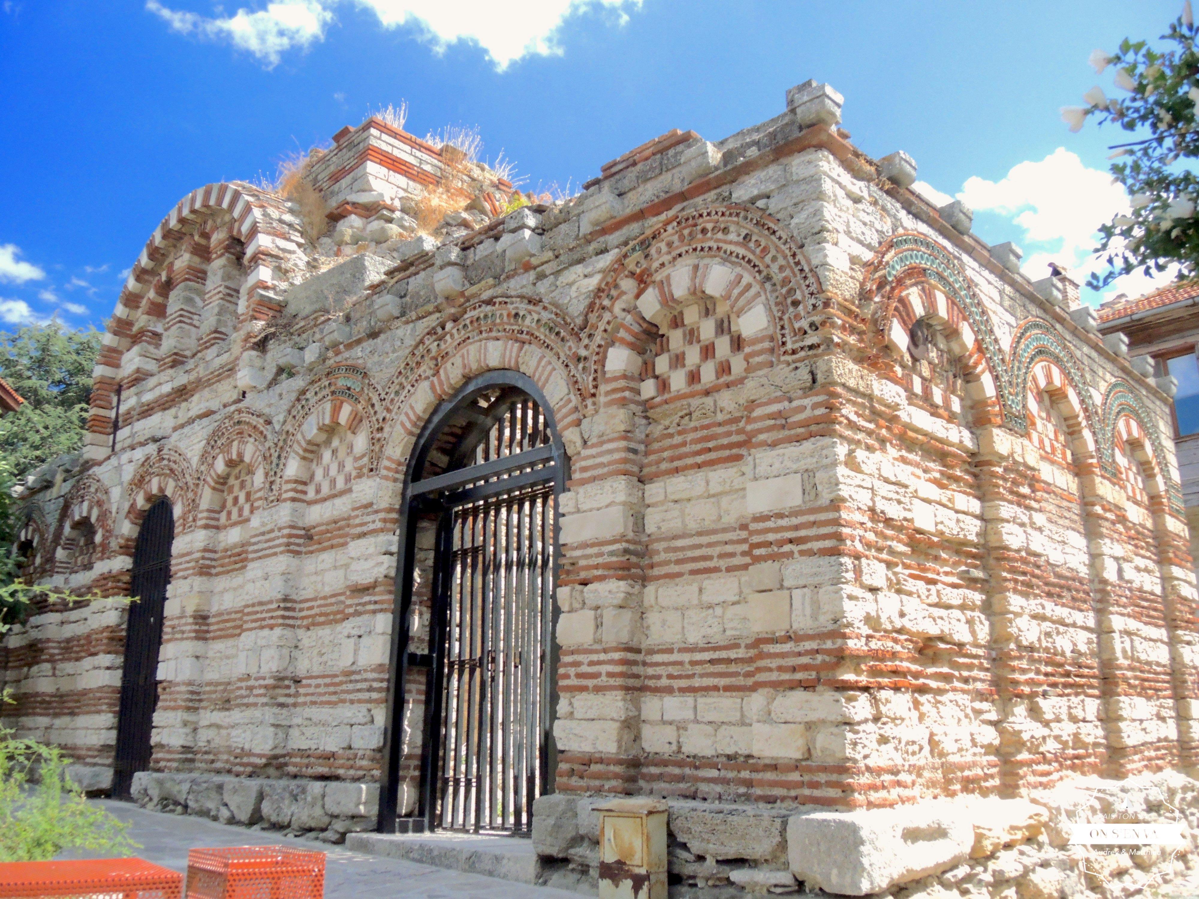 Une église de Nessebar