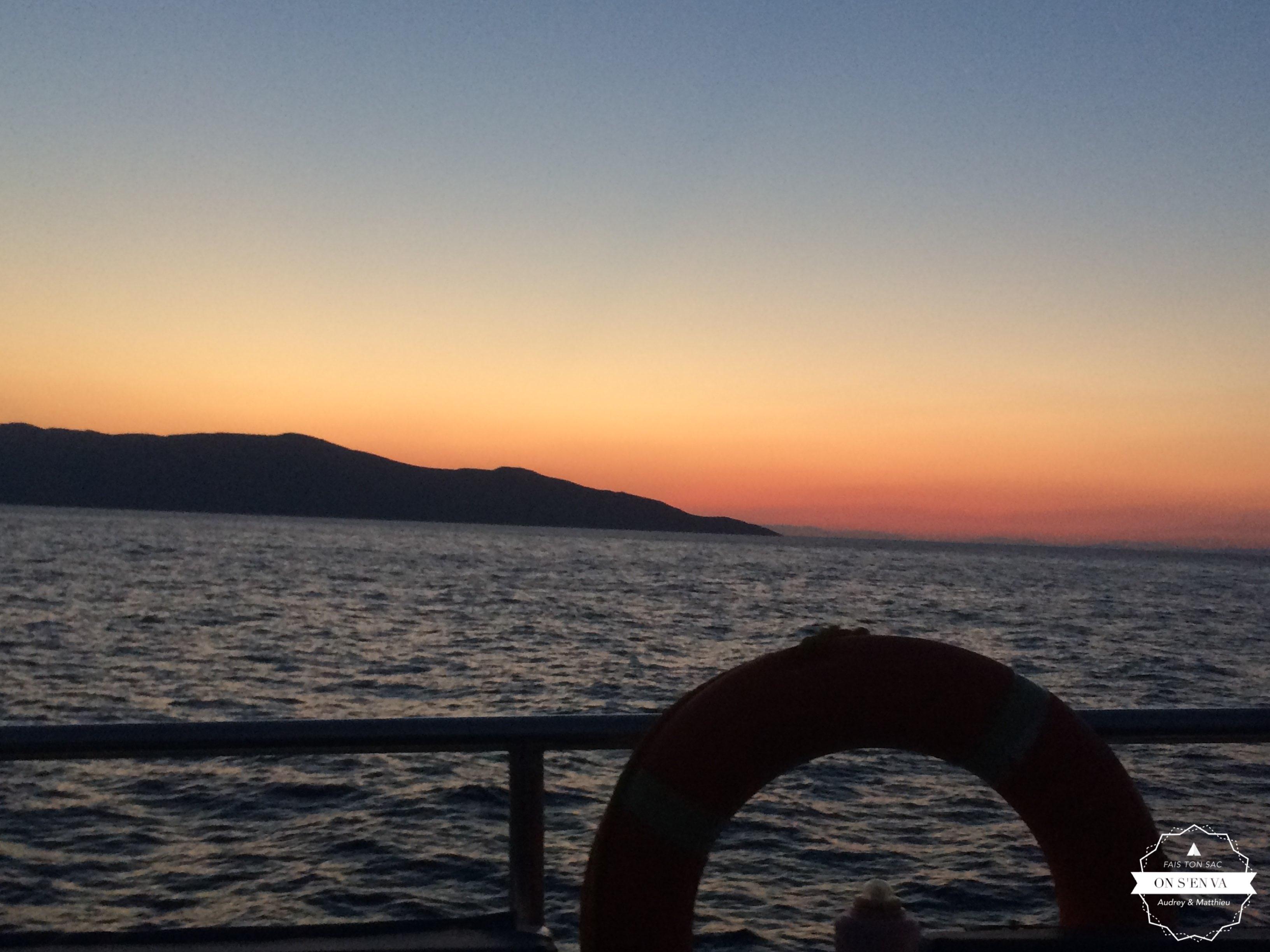 Première côte turque