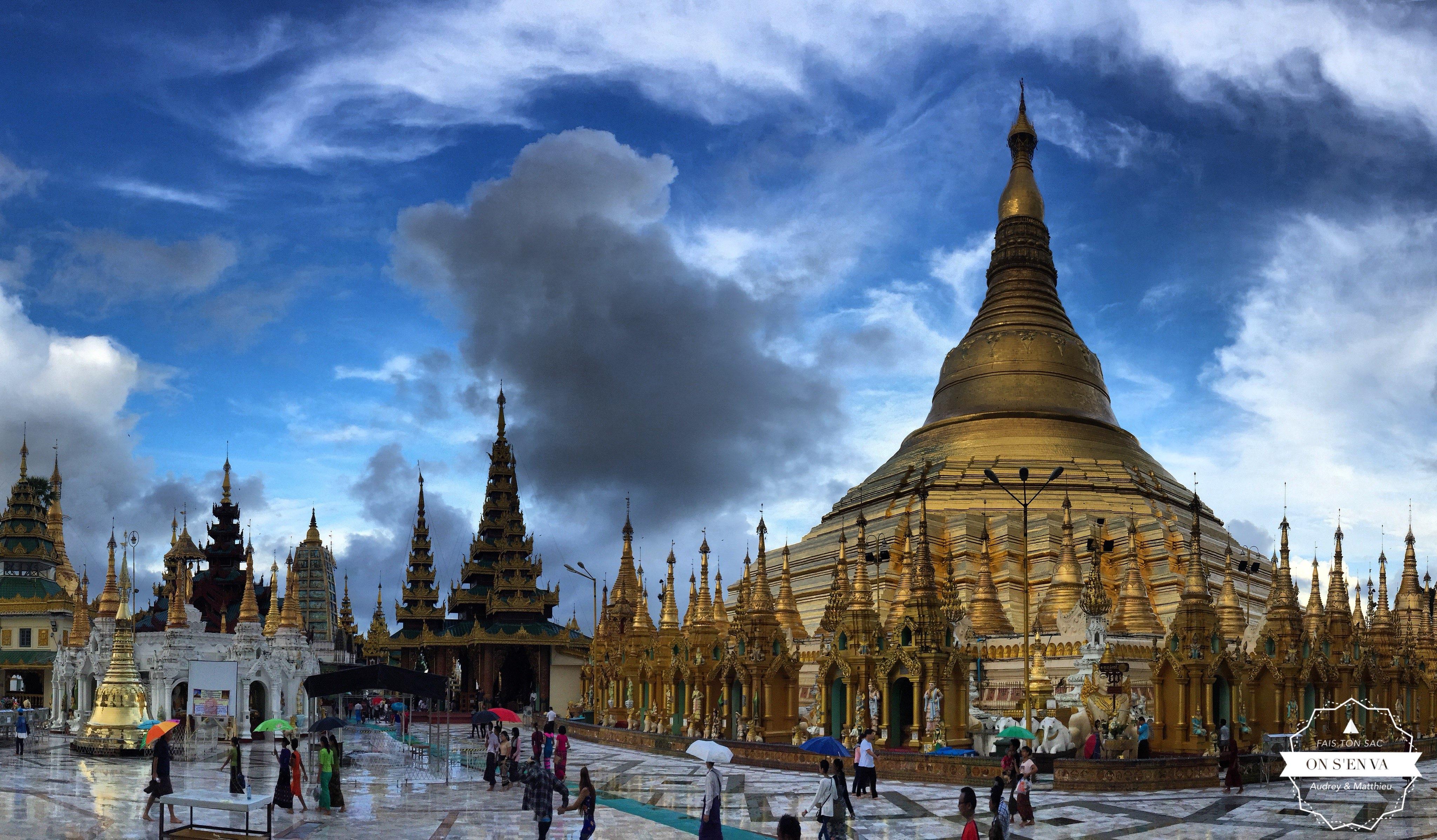 ... Shwedagon!