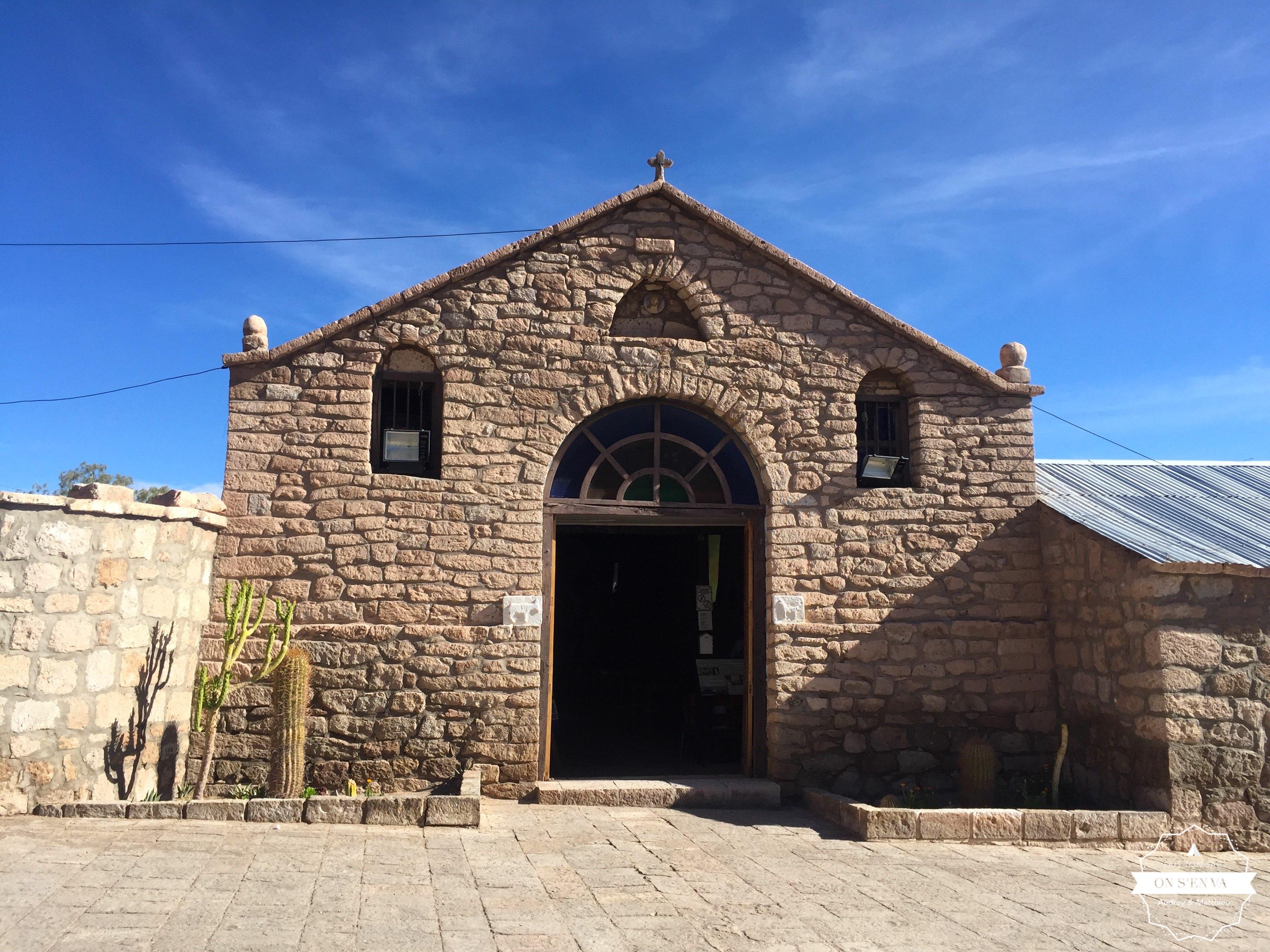 Eglise de Toconao