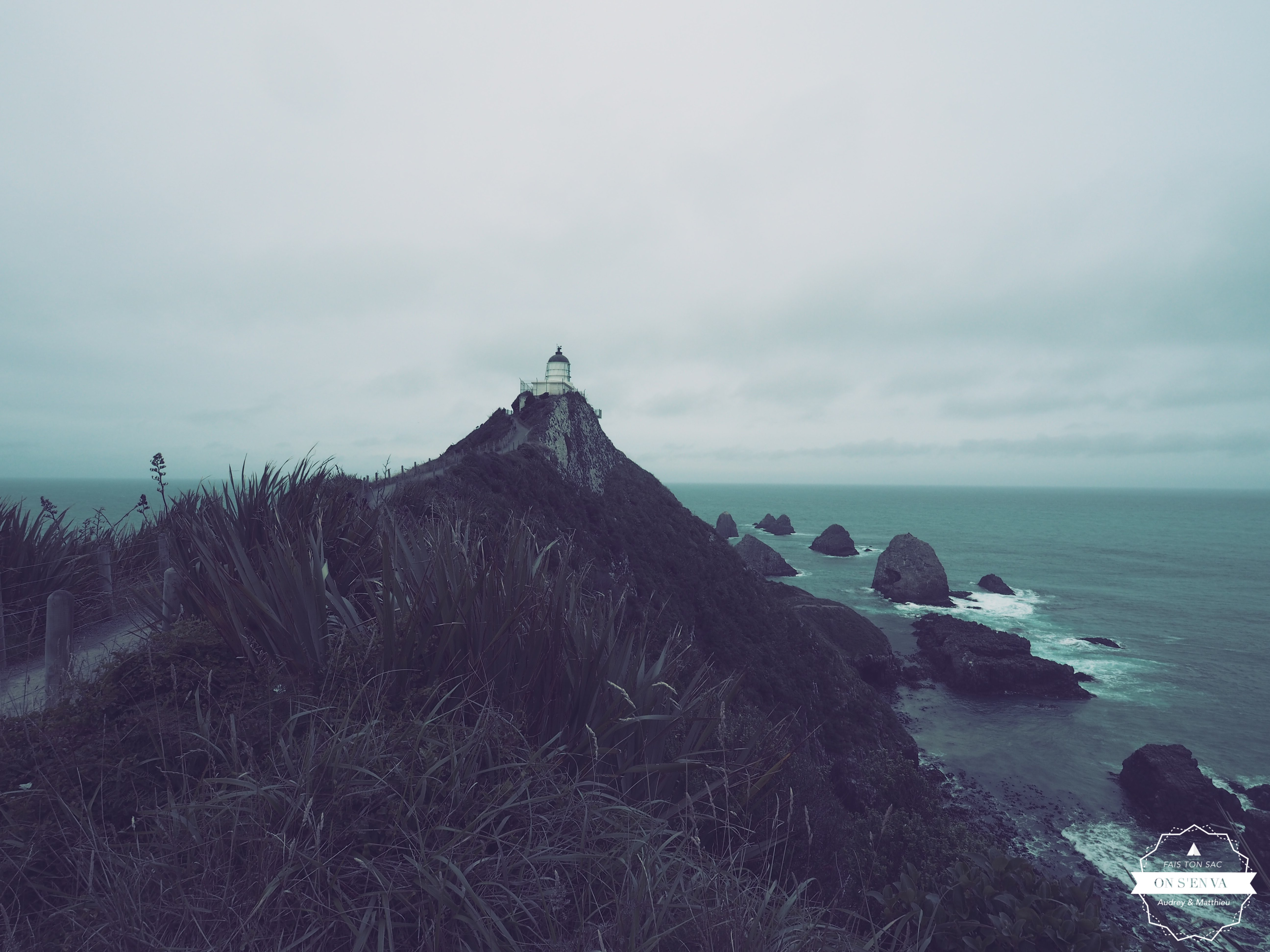 Phare de Nugget Point