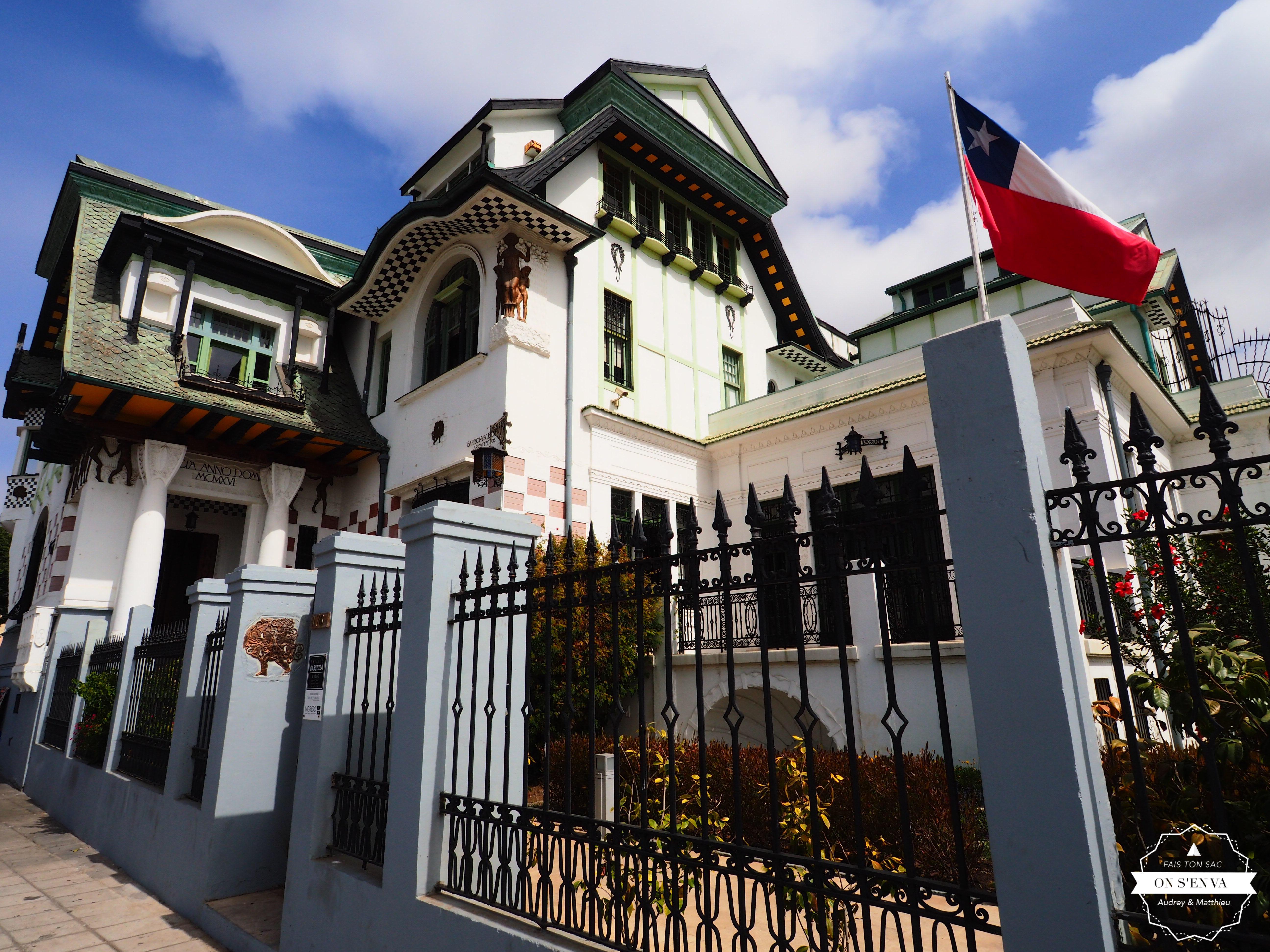 Hôtel particulier devenu musée