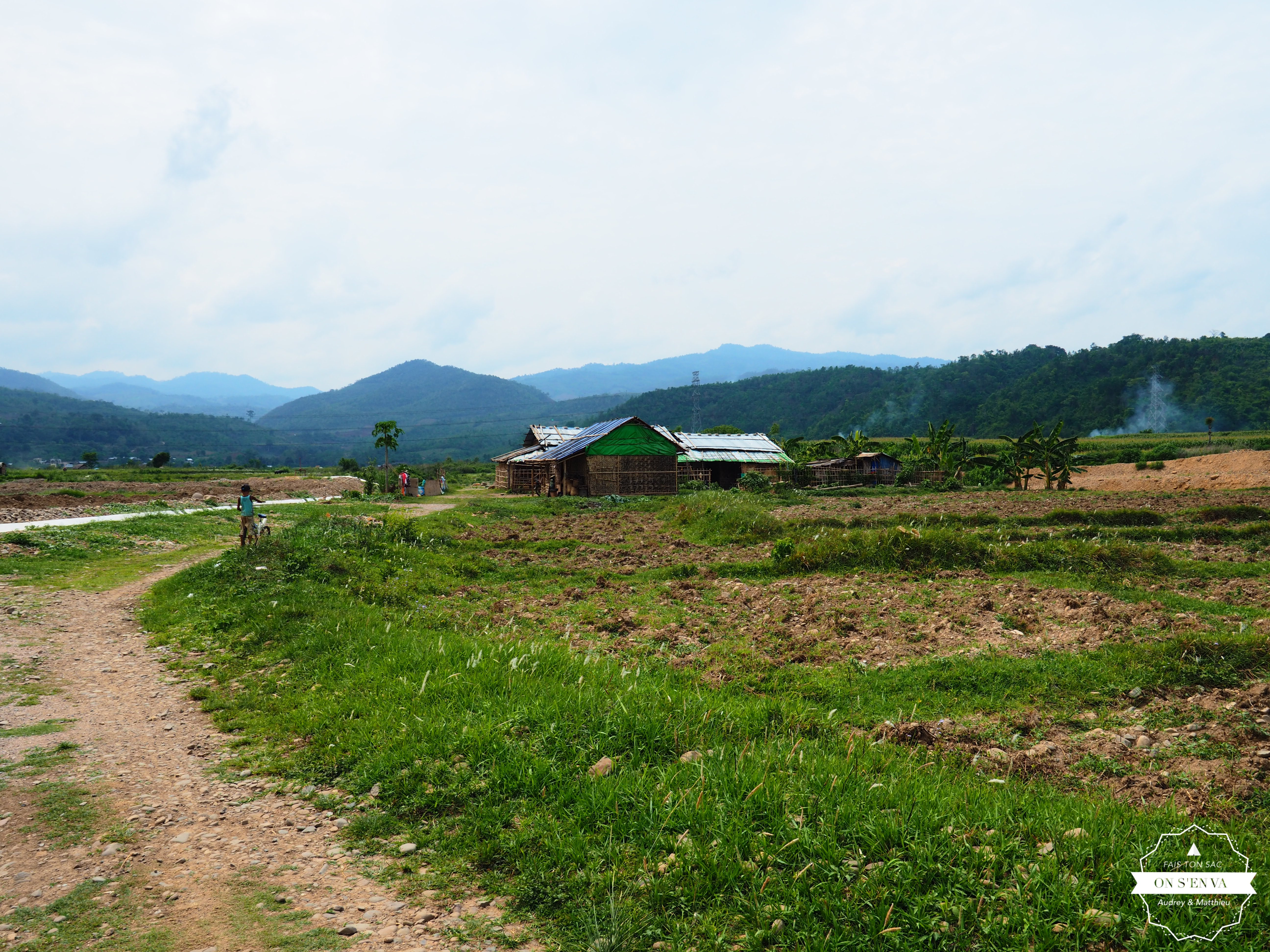 Campagne de Hsipaw