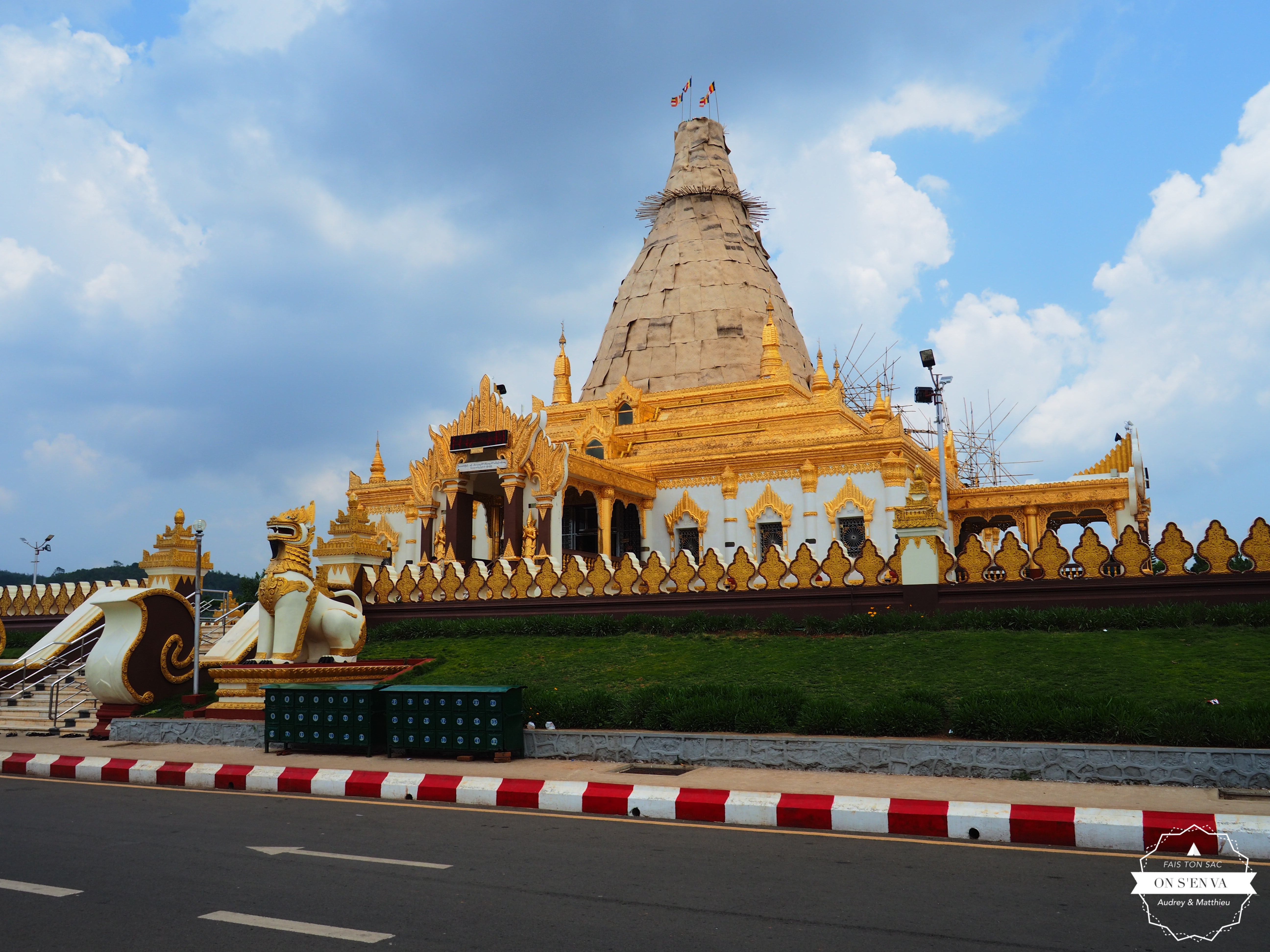 La pagode Maha Ant Thu Kan Thar
