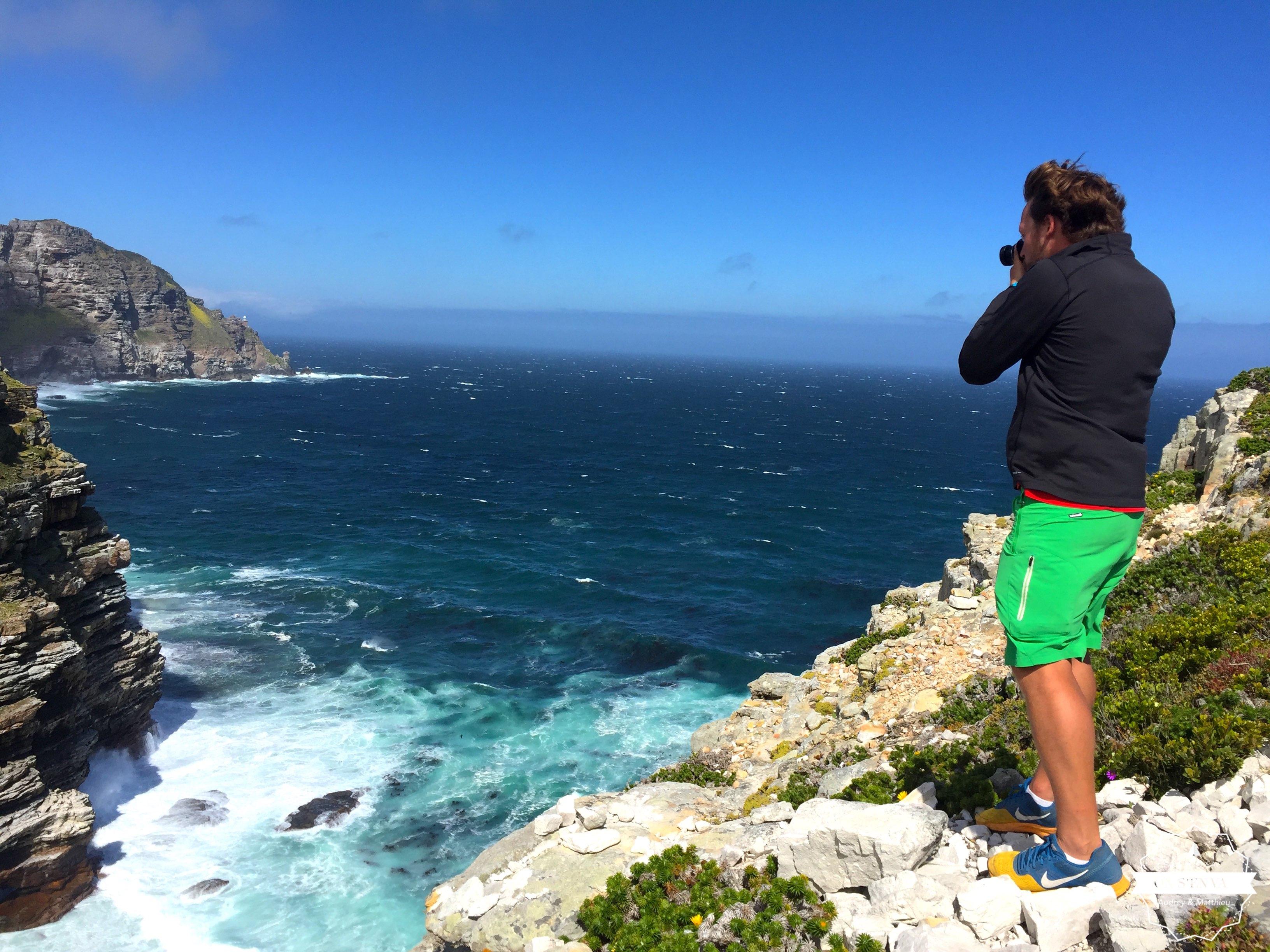 Vue de Cape Point
