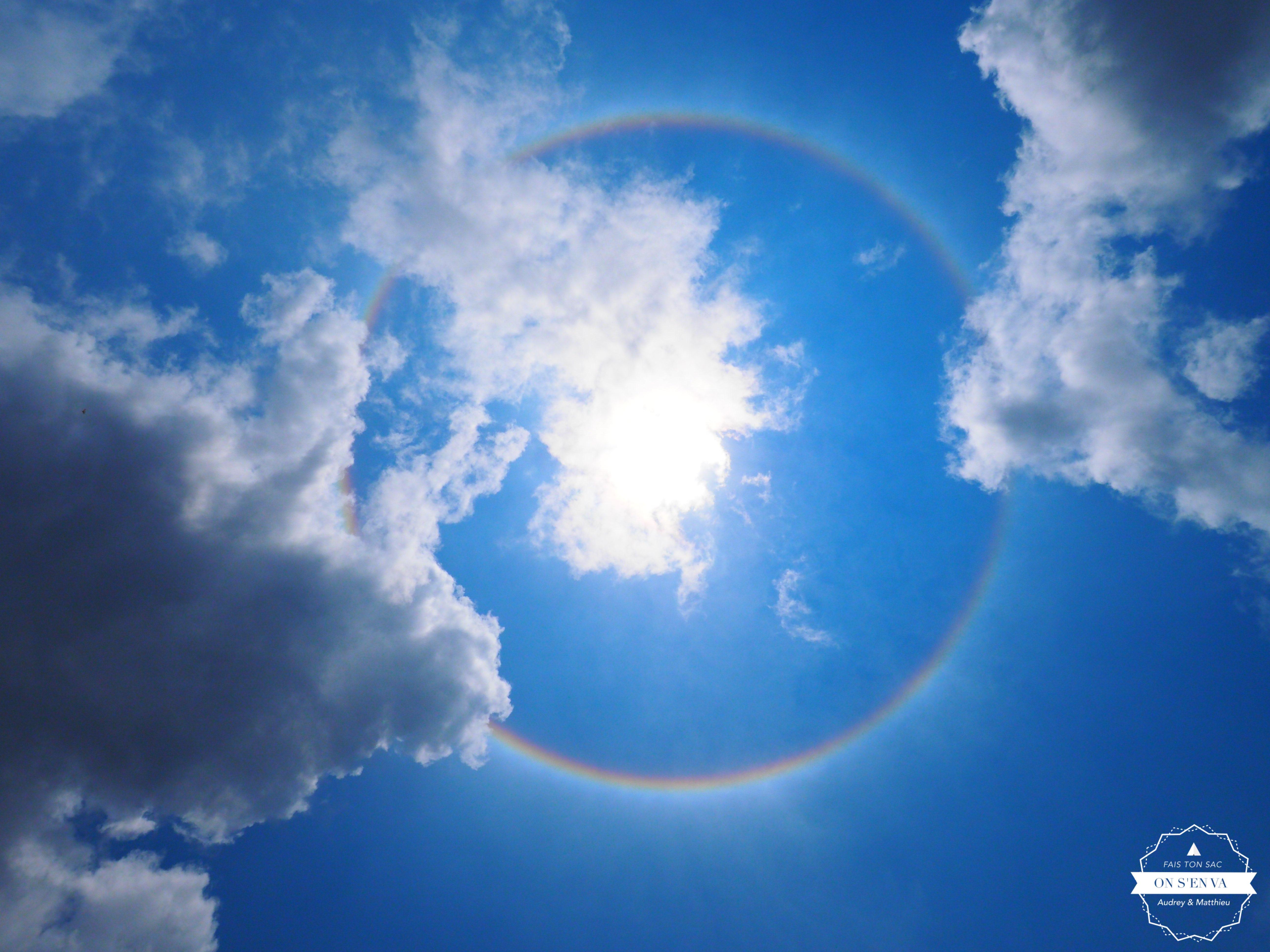 Comme un signe du ciel!