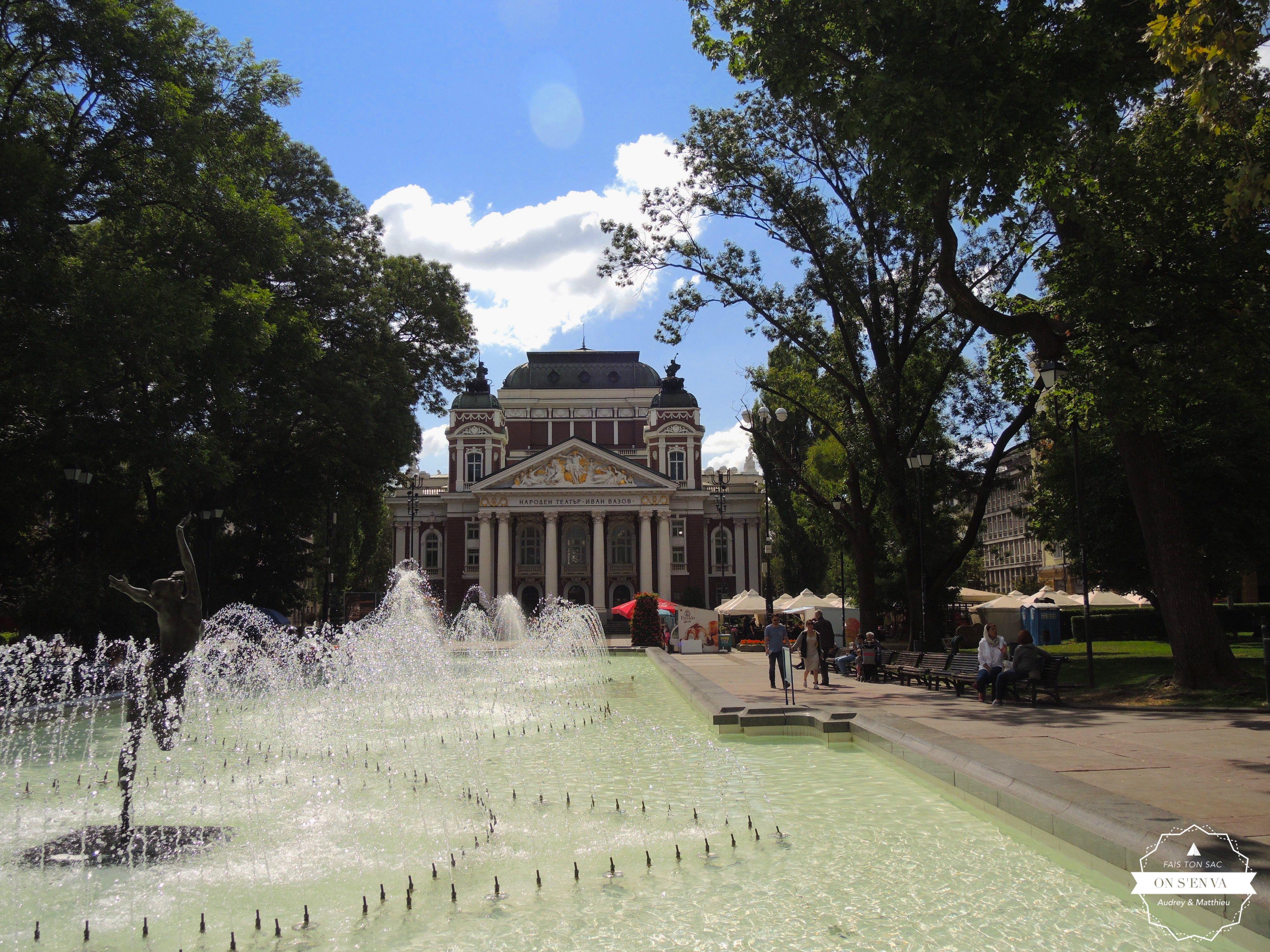 Théâtre National, Sofia