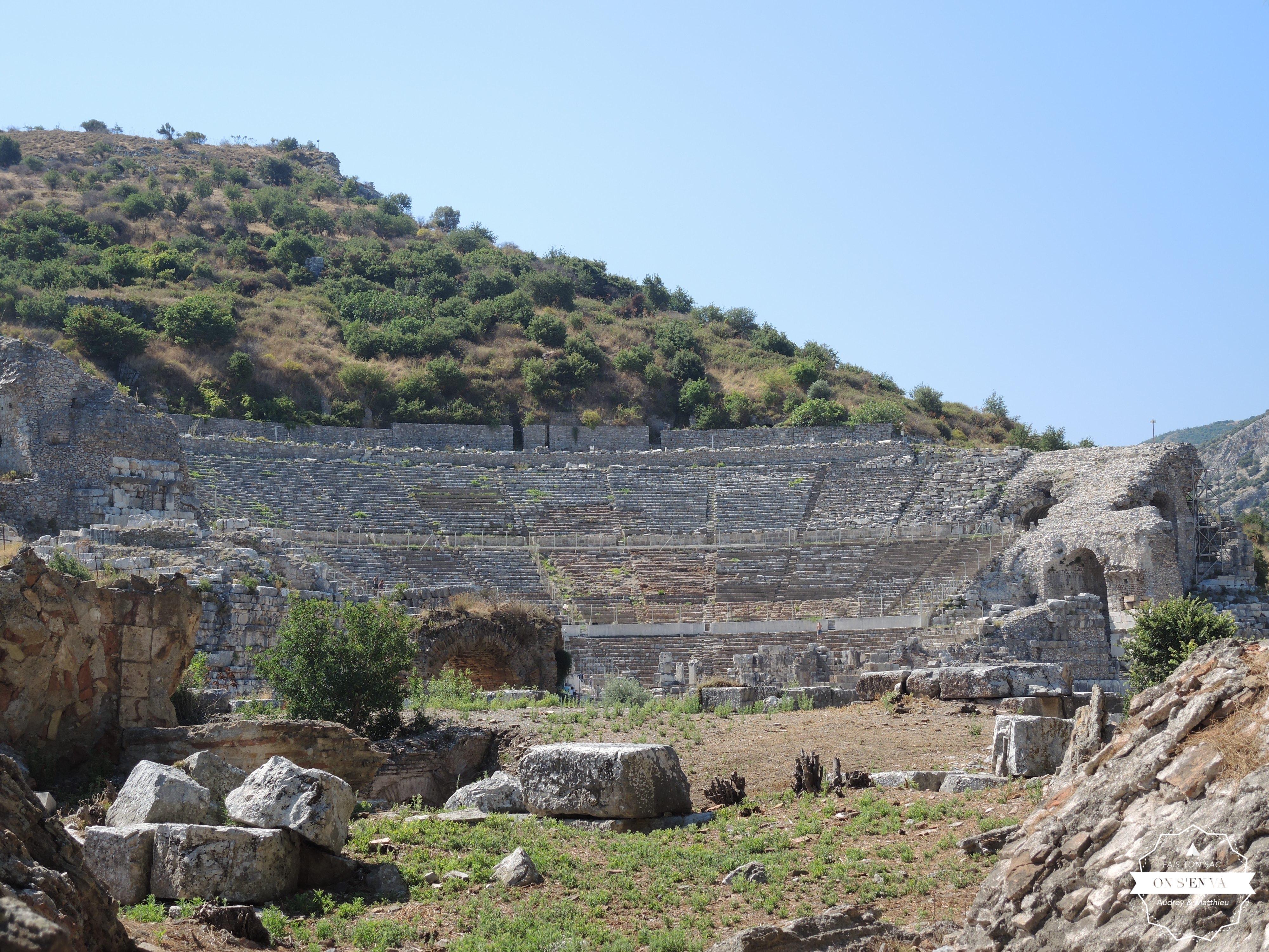 Théâtre, Ephèse
