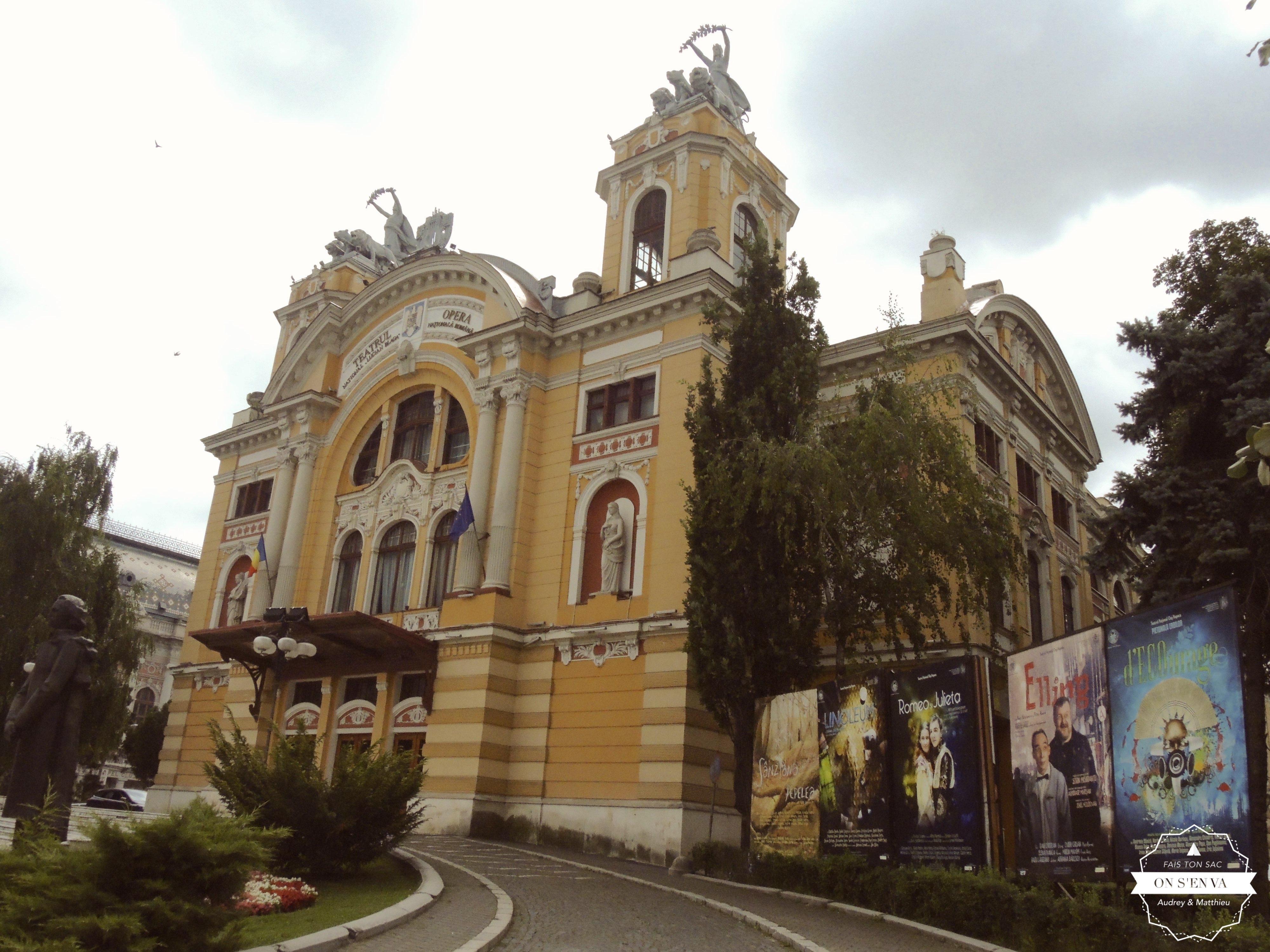 Théâtre national de Cluj