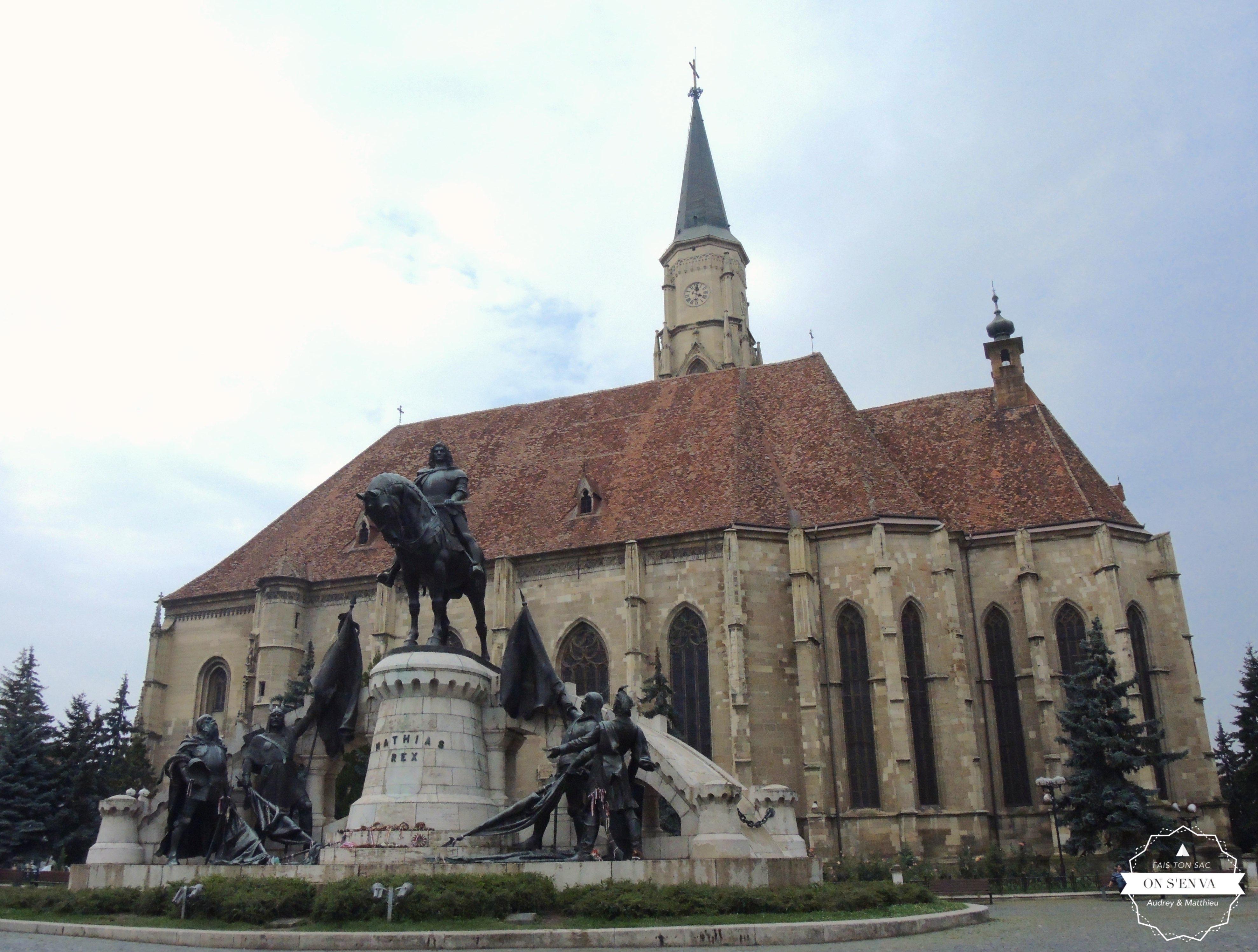 La basilique St Michel