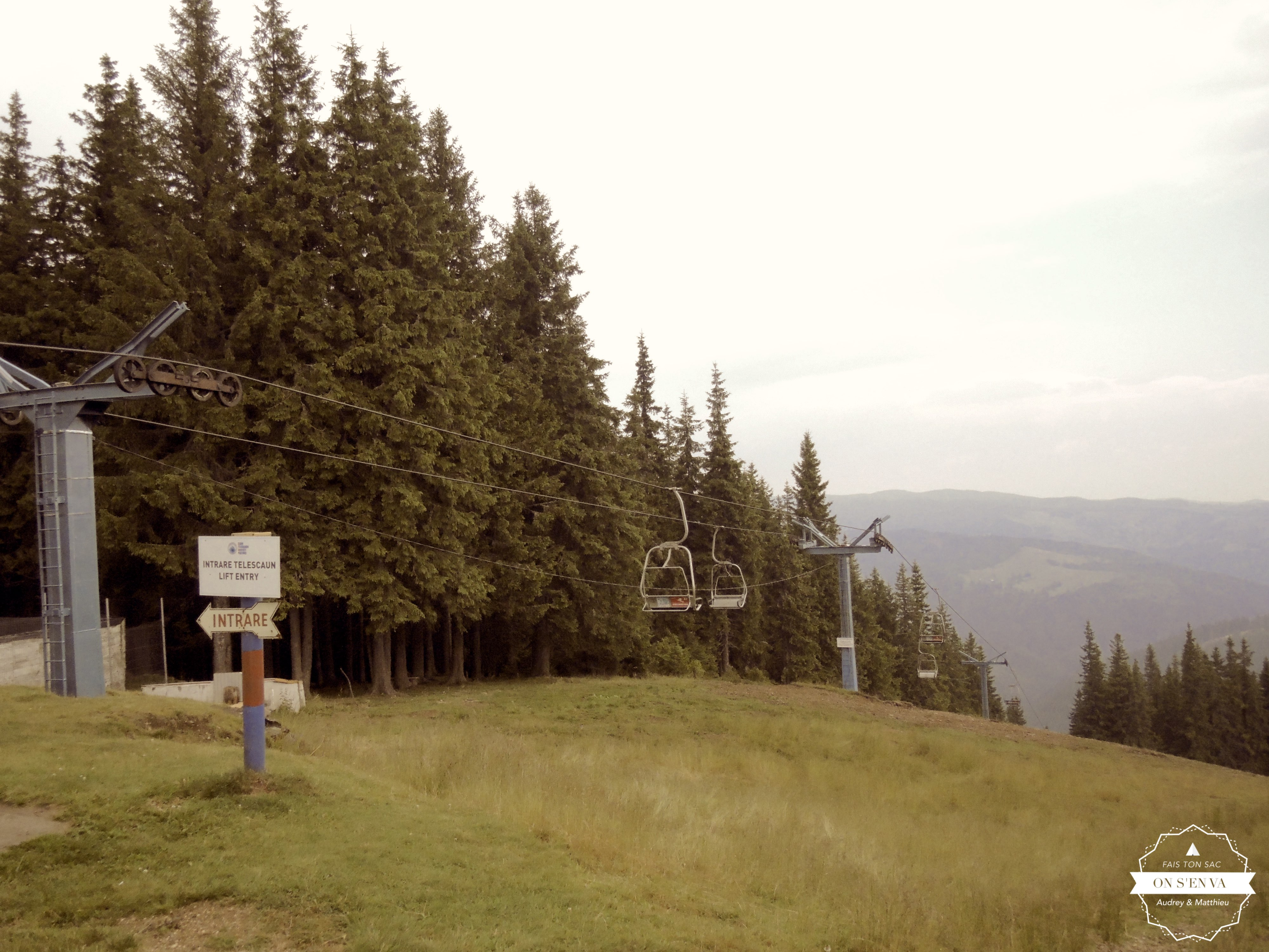 Station de ski de Paltinis