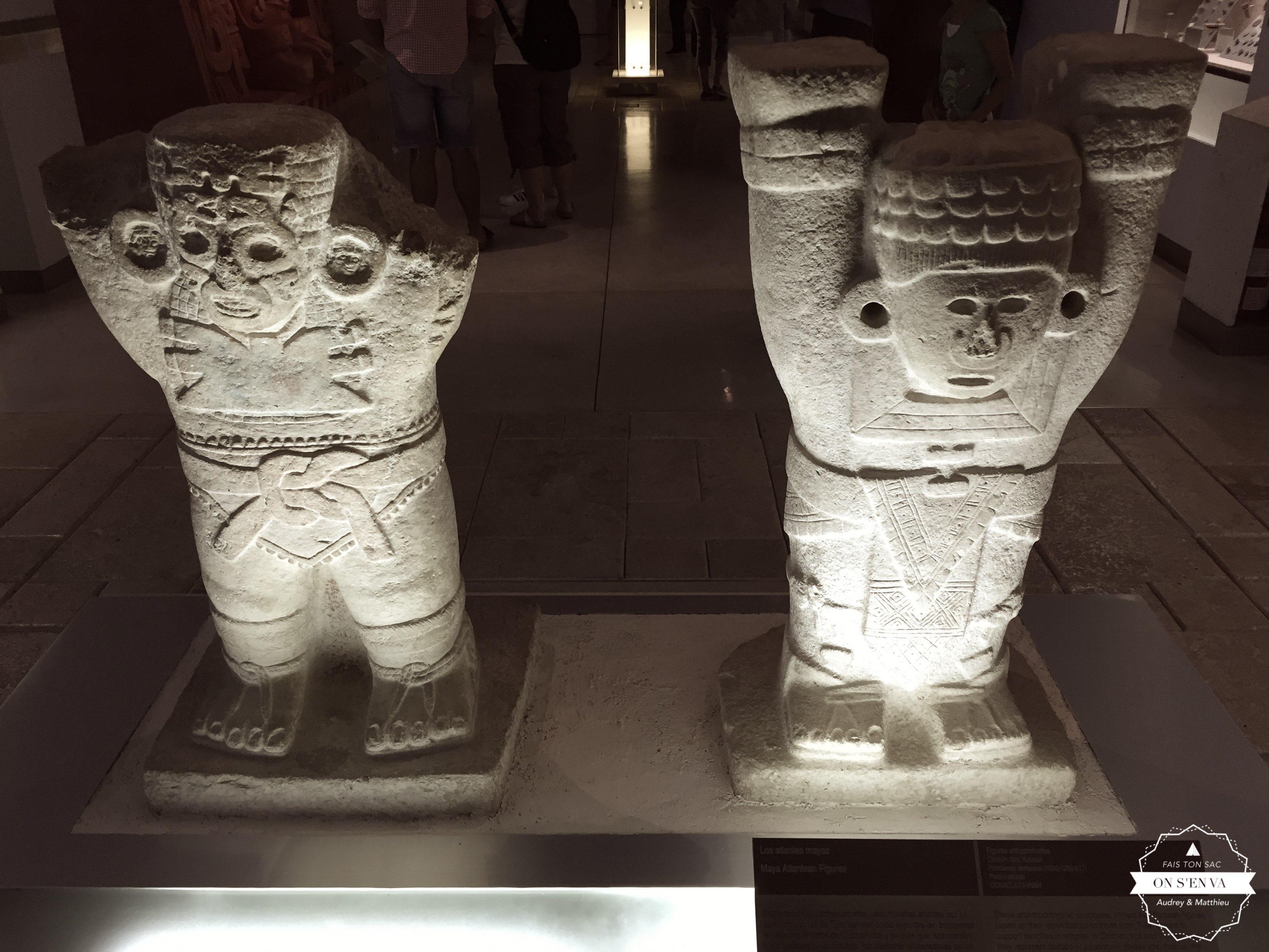Haut les mains au musée!
