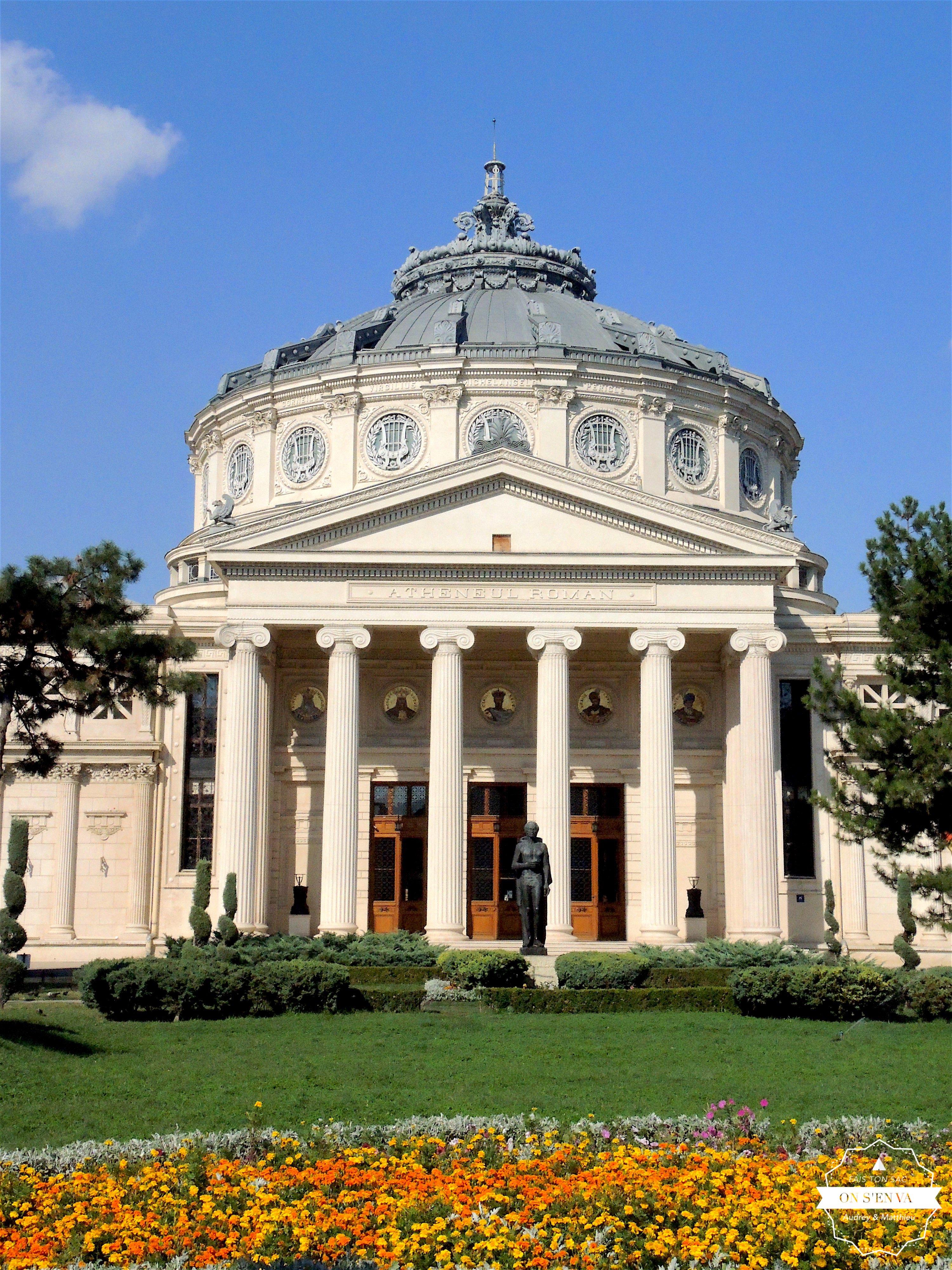 L'Athénée roumain