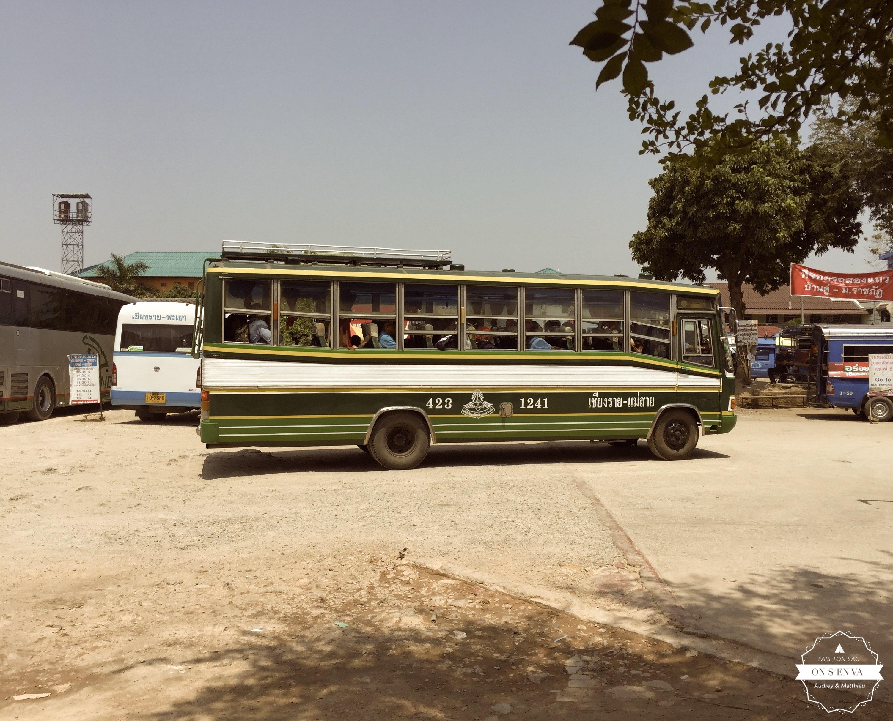 Direction Chiang Mai...