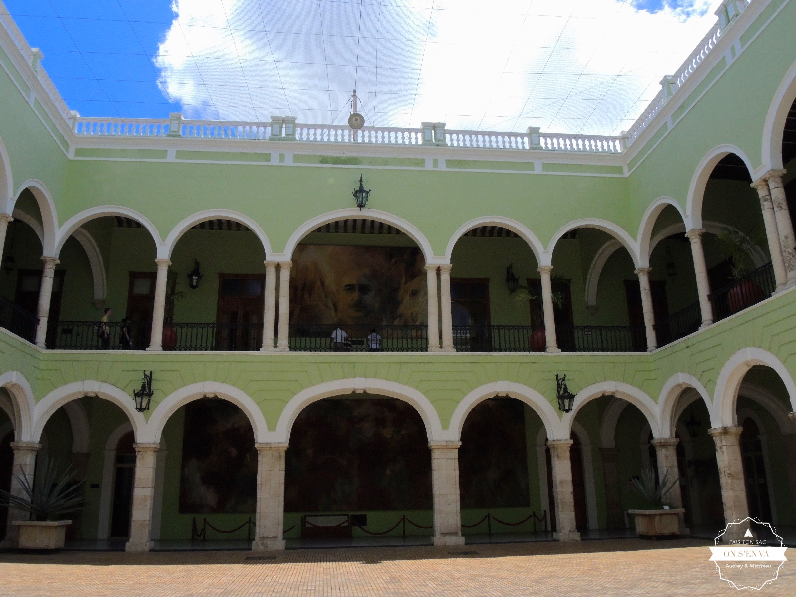 Mairie de Merida