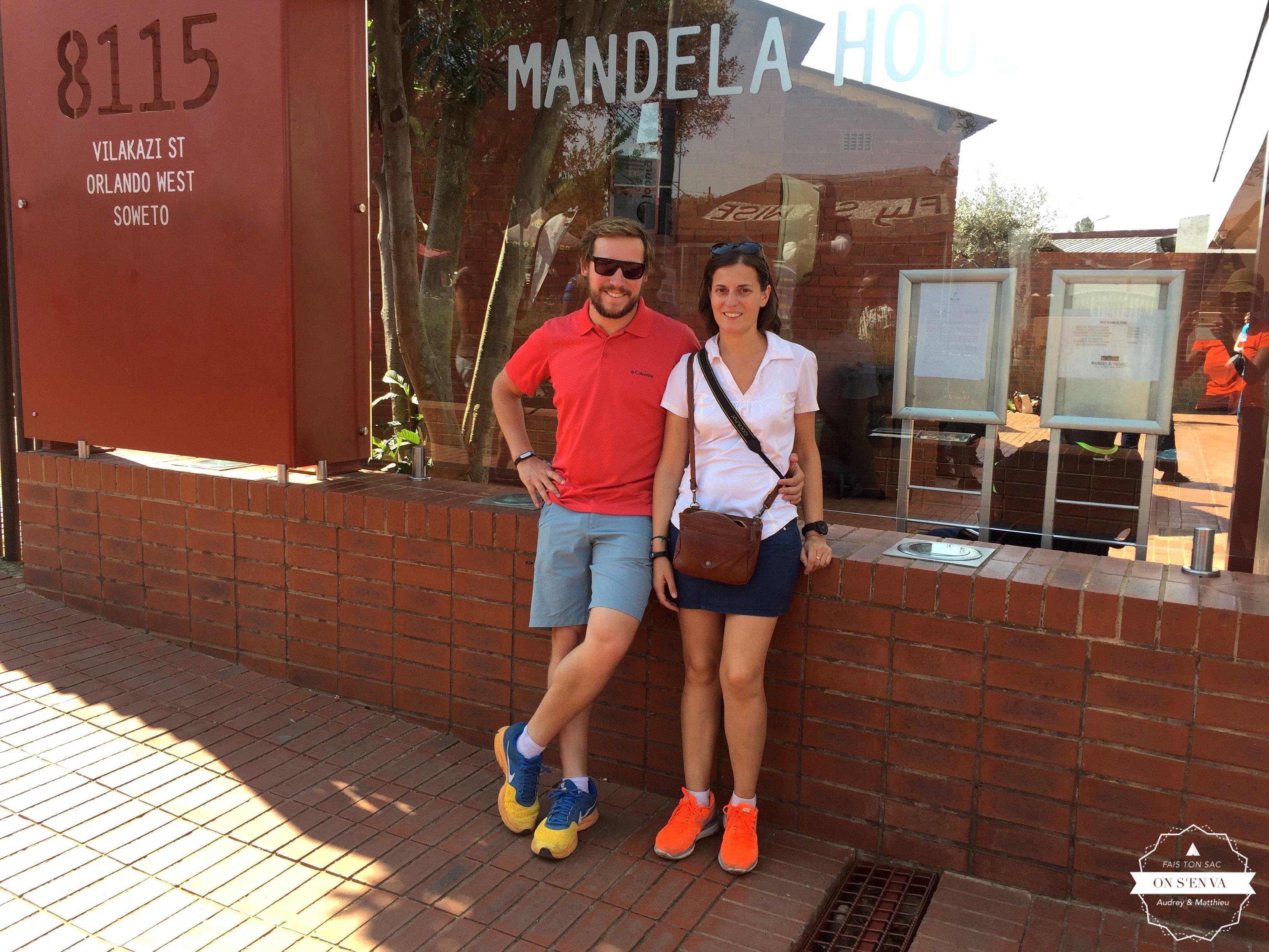 Maison de Nelson Mandela