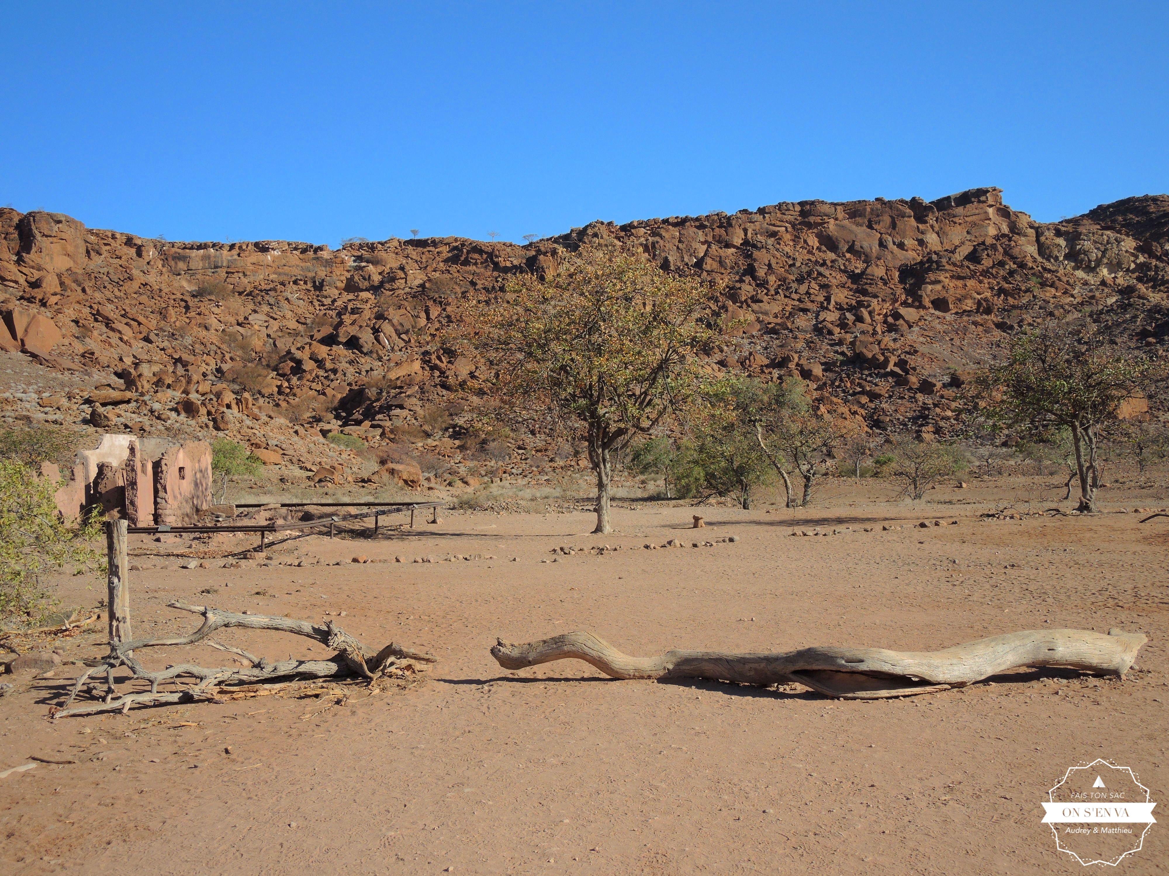 Twyfelfontein...