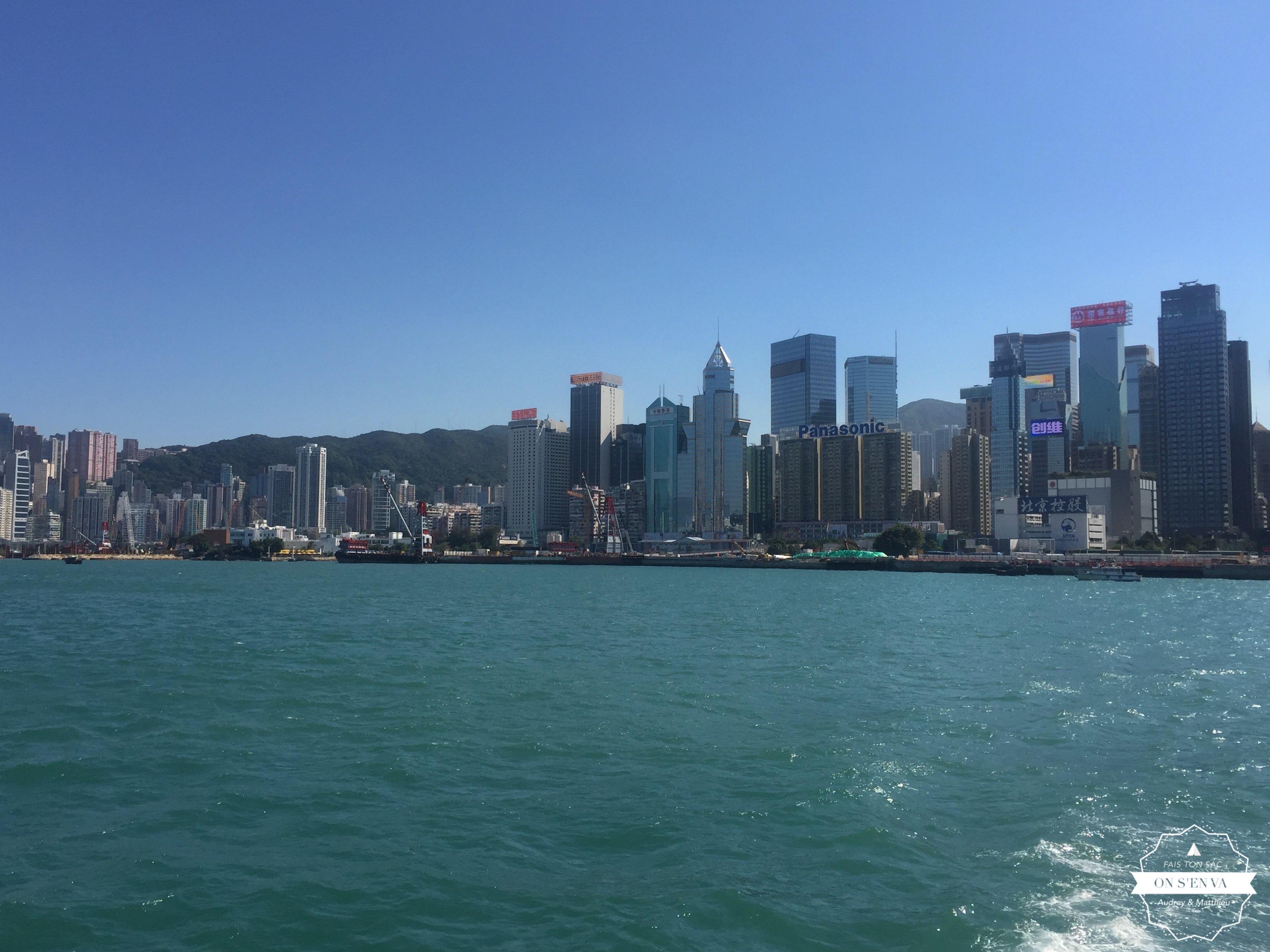Retour sur Hong Kong