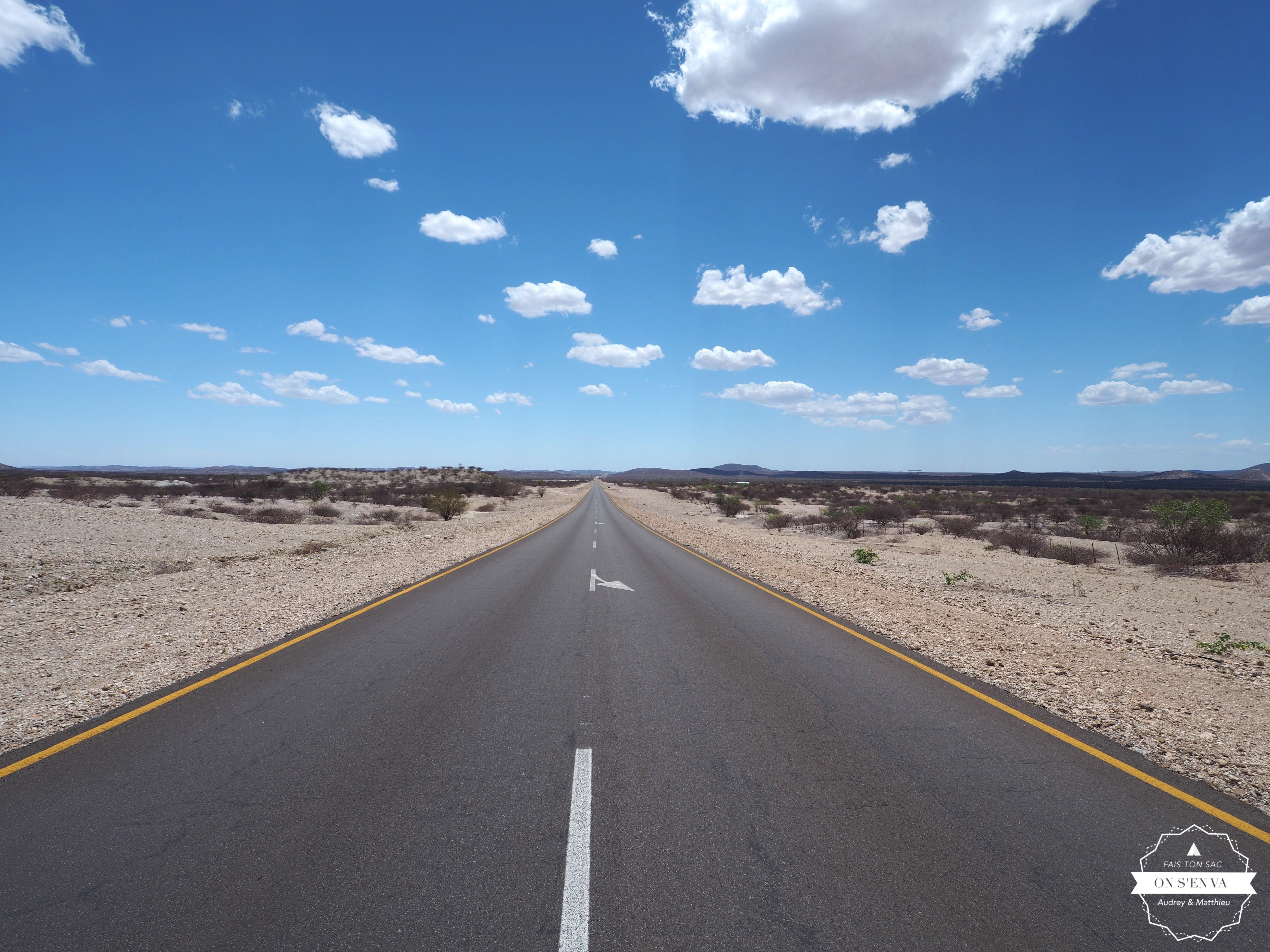 En route pour le Damaraland