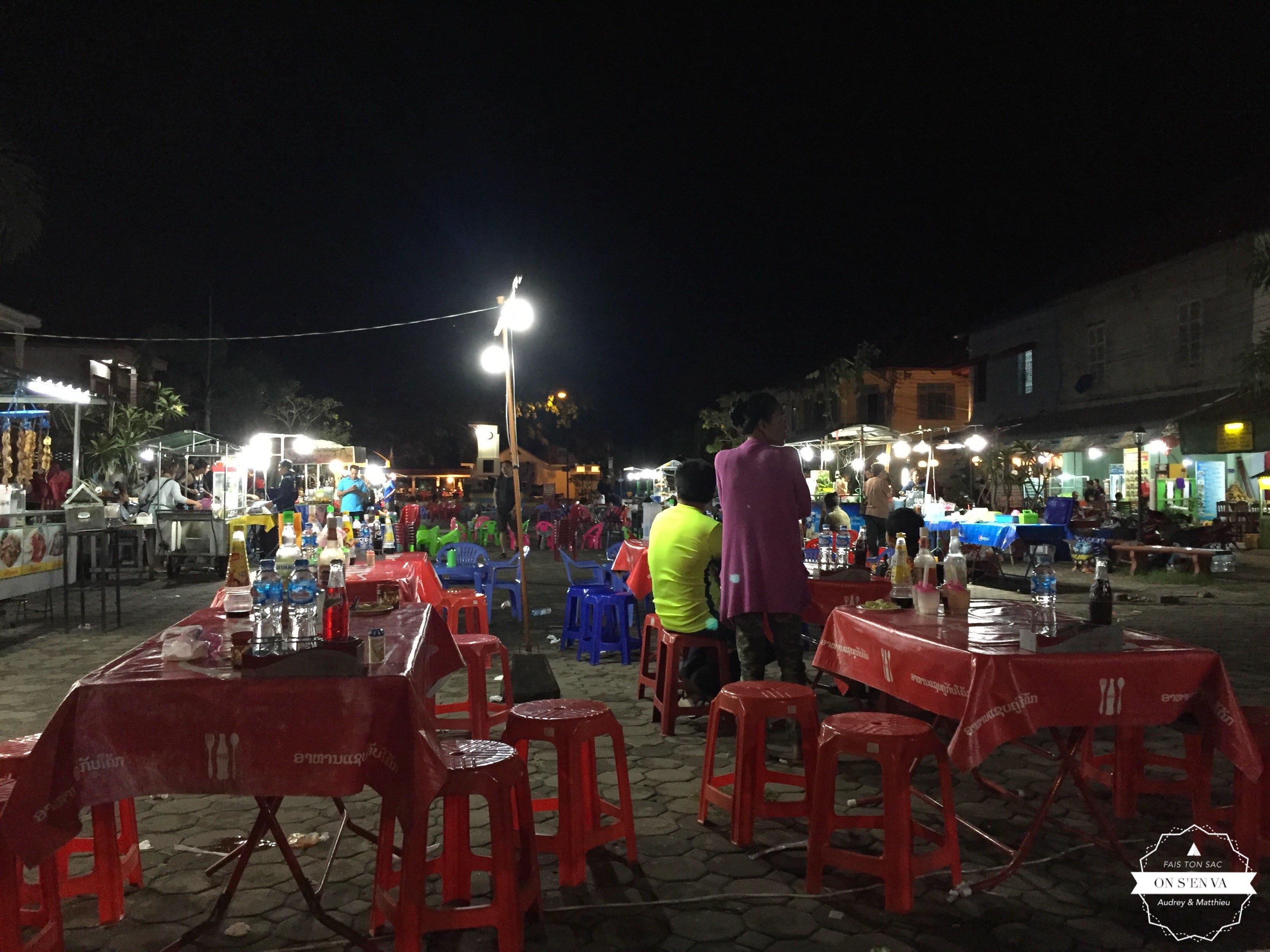 Dernière soirée à Tha Khaek