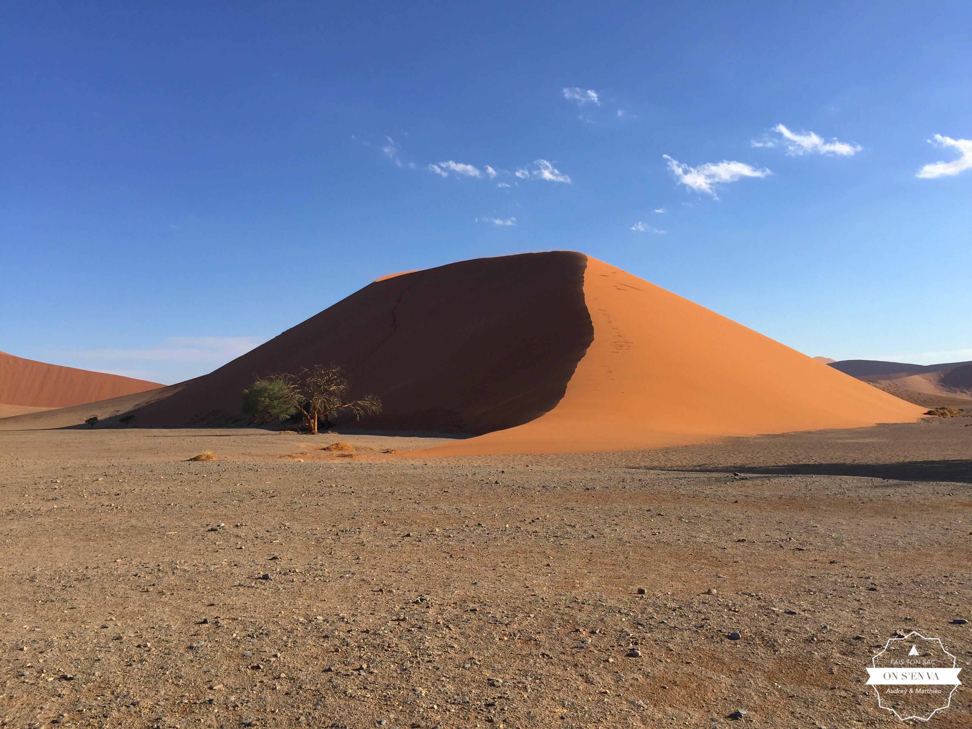 Elle est là... la Dune 45!