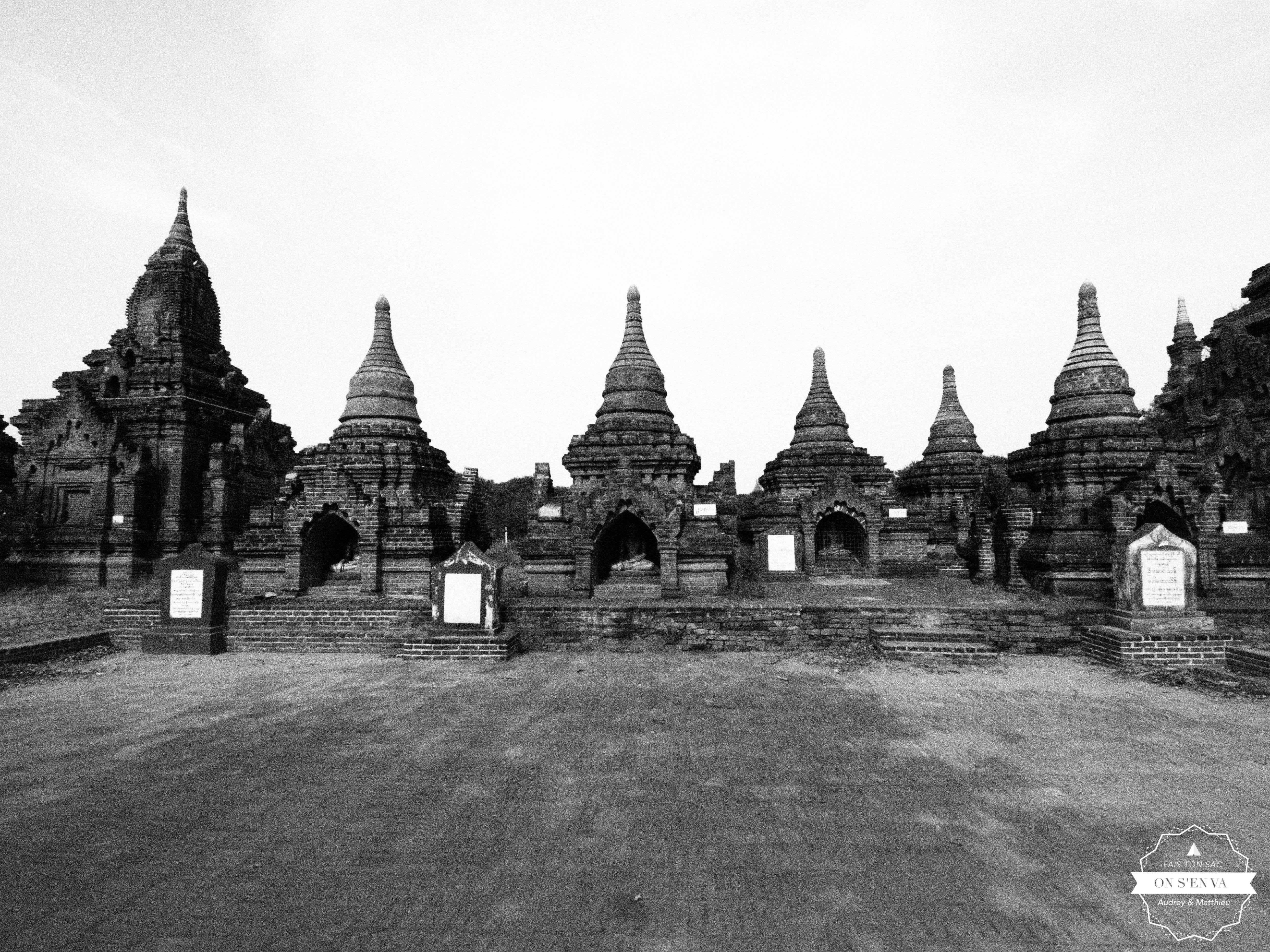 Des stupas à gogo