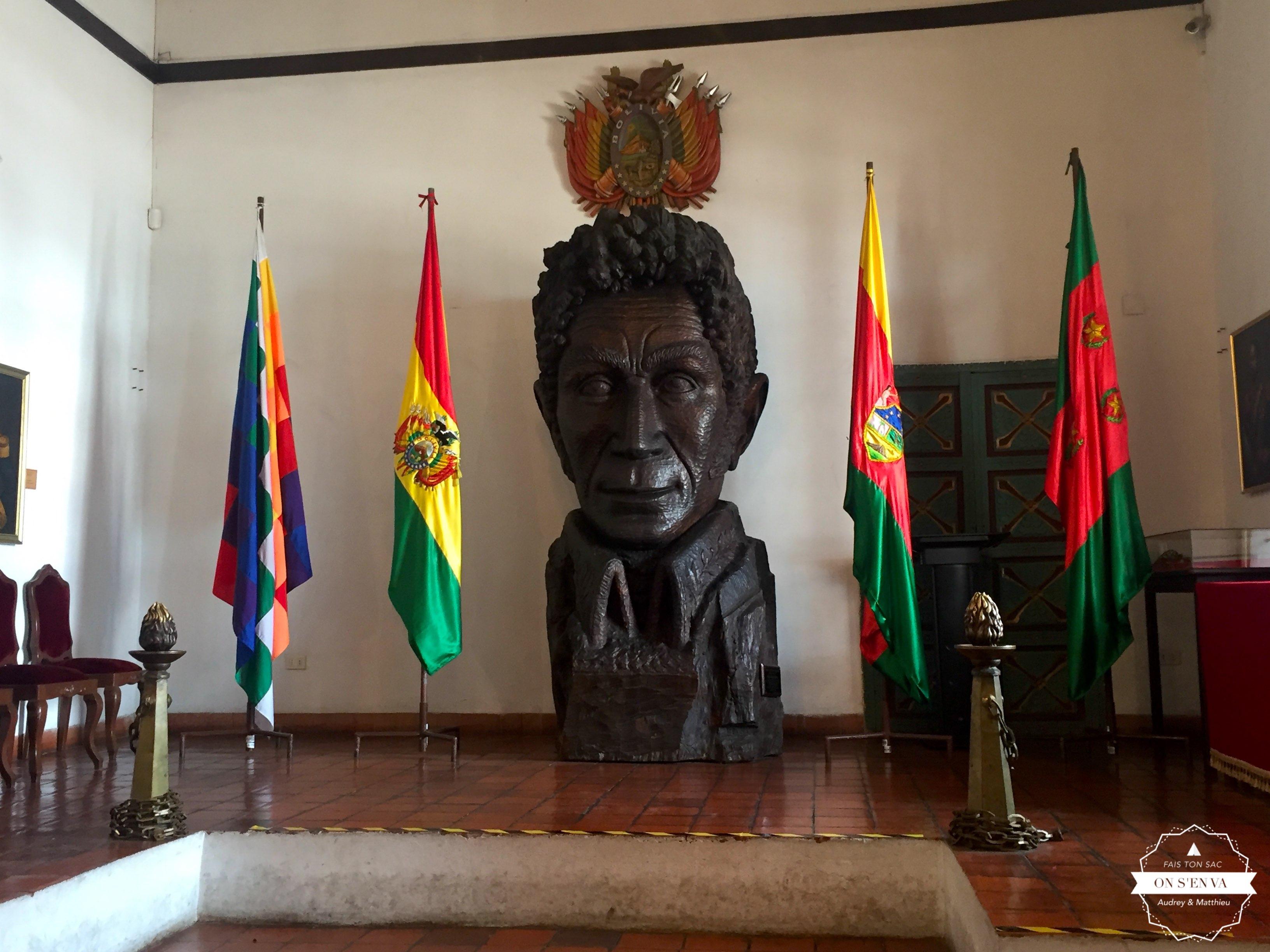 Simon Bolivar père de l'indépendance
