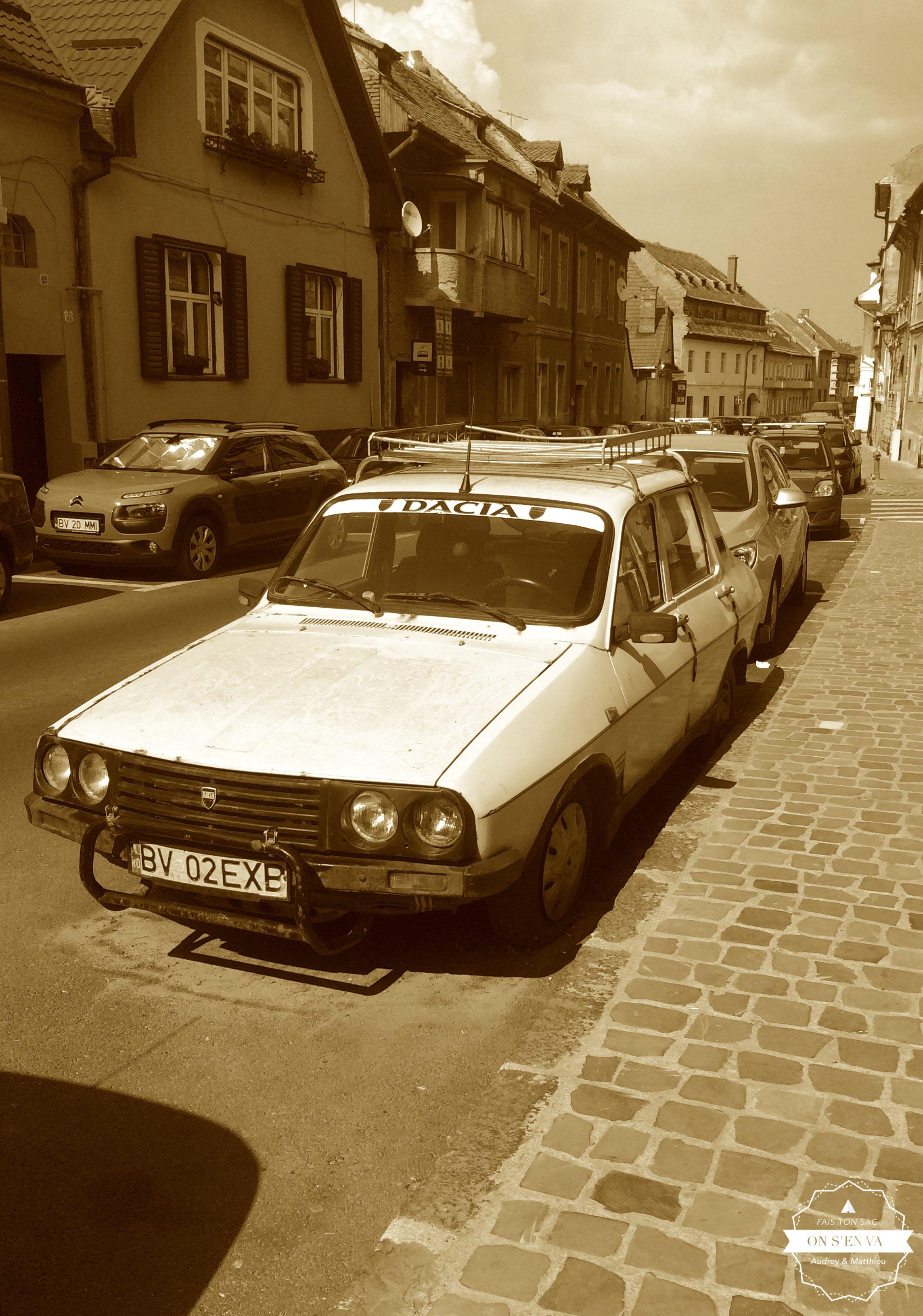 Dacia, toujours là!