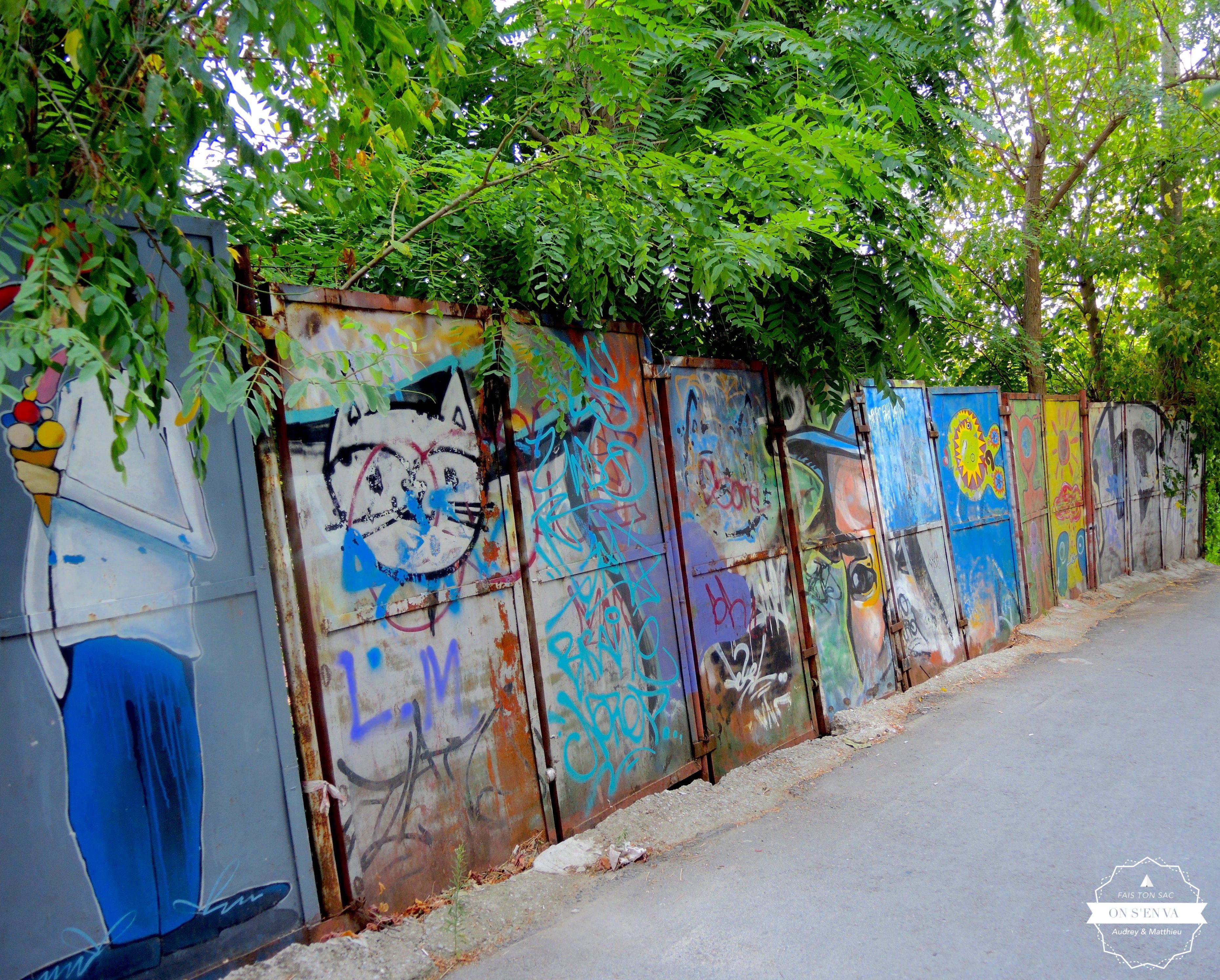 Dans les rues de Veliko Tarnovo
