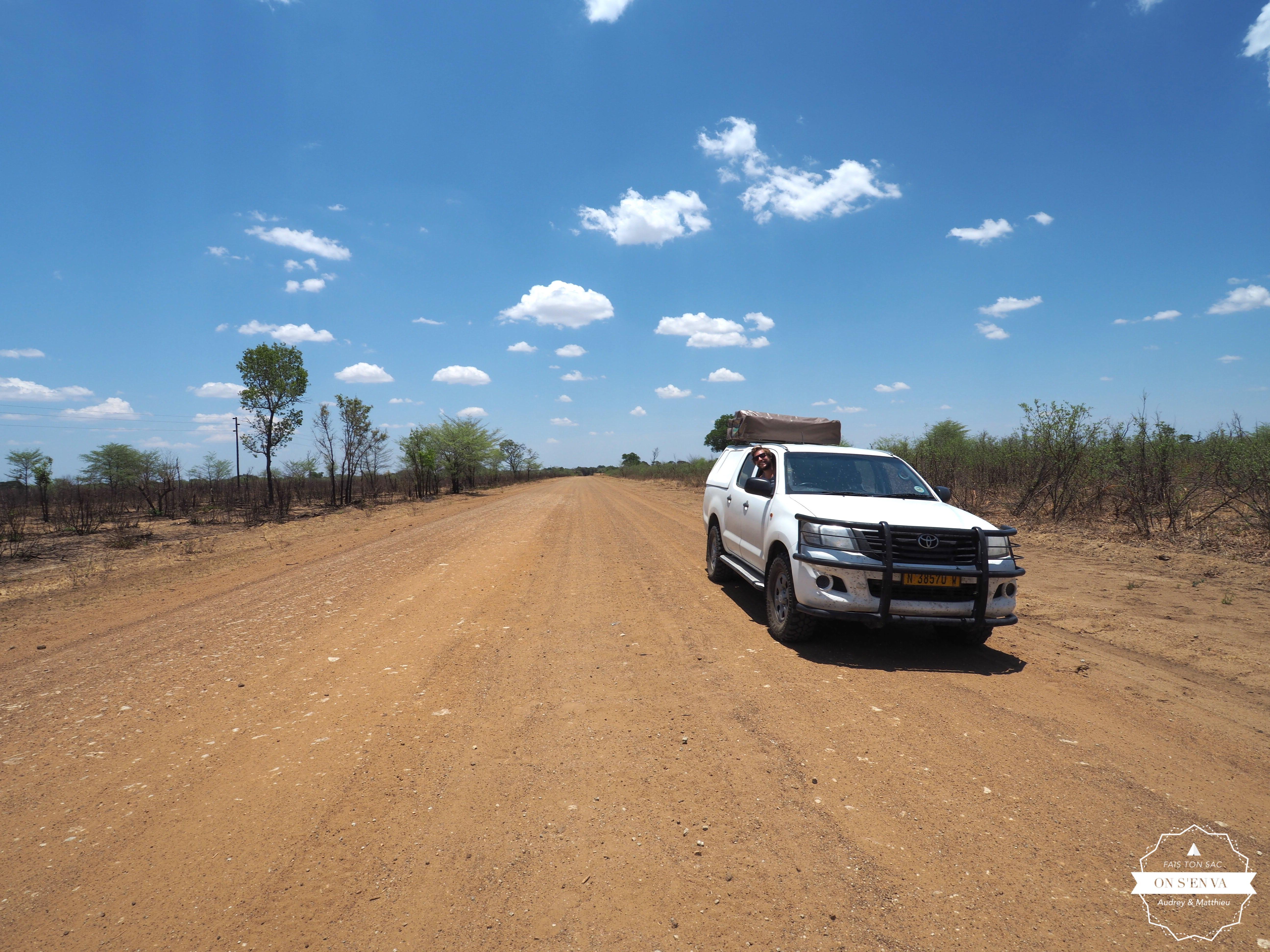 Sur les pistes de Mahango