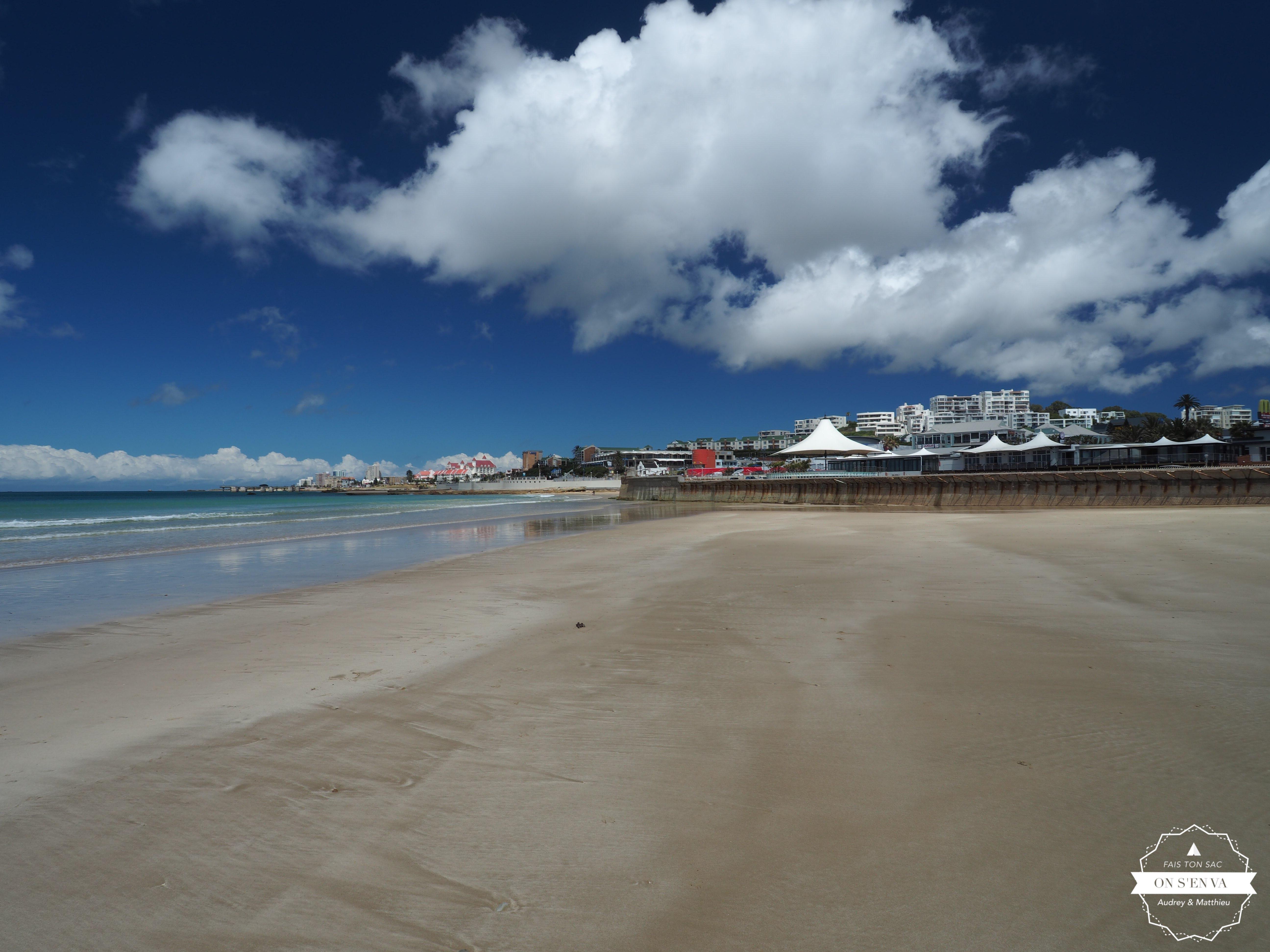 Kings Beach à Port Elizabeth