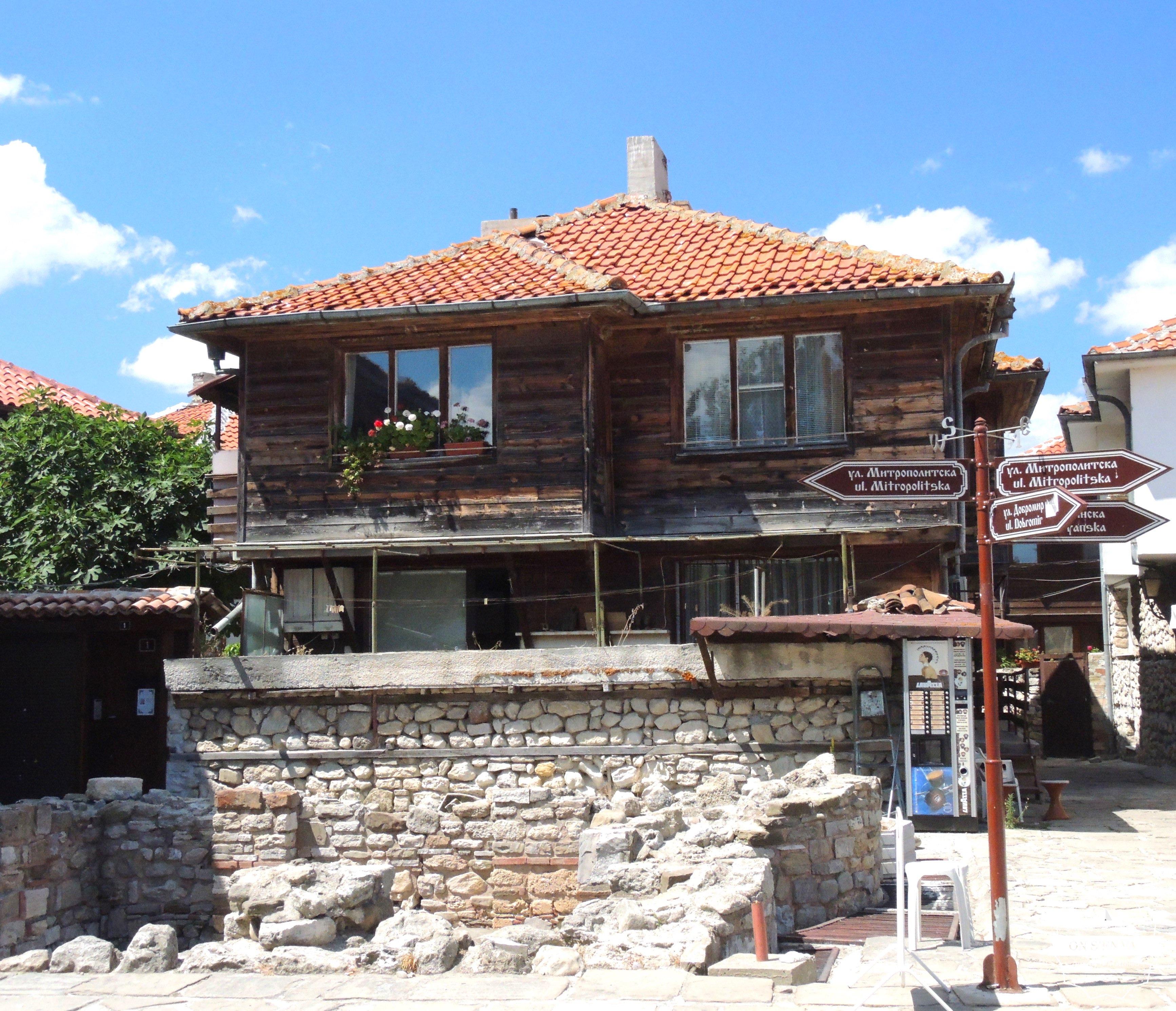 Maison, Nessabar