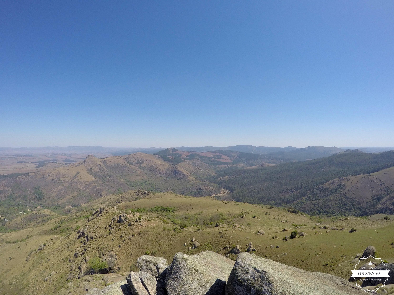 Sur les hauteurs d'eZulwini Valley