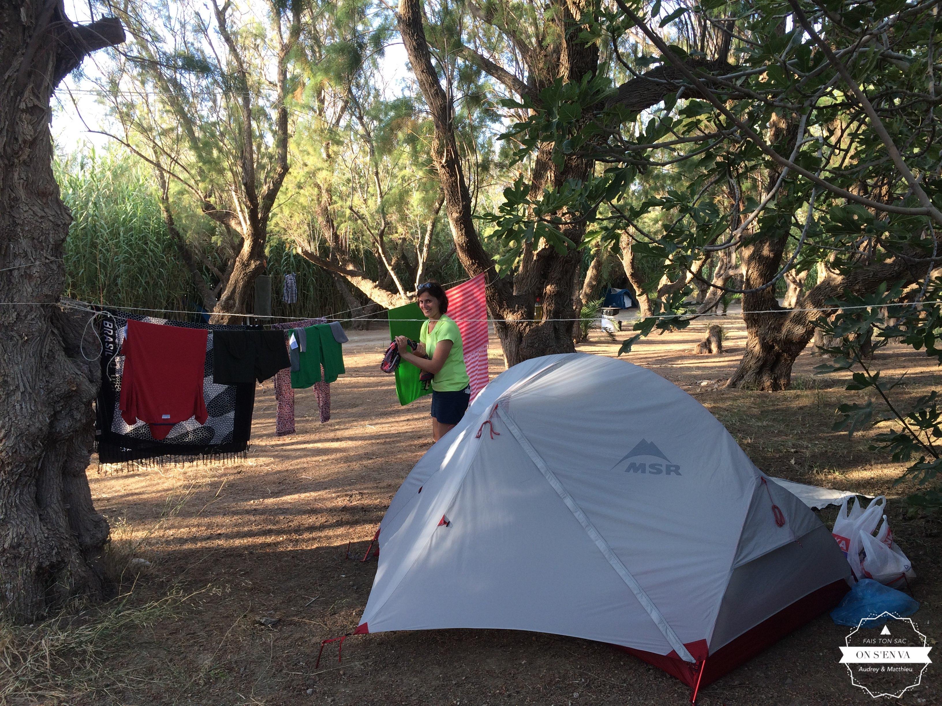 Camping de Rethimnon
