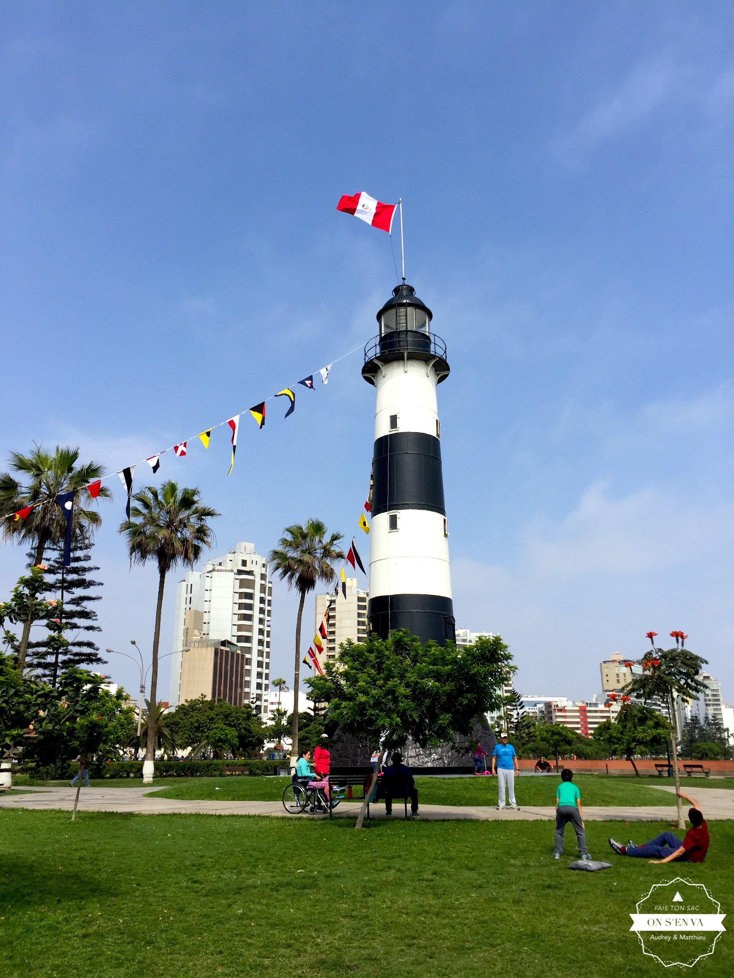 Lima, côté océan
