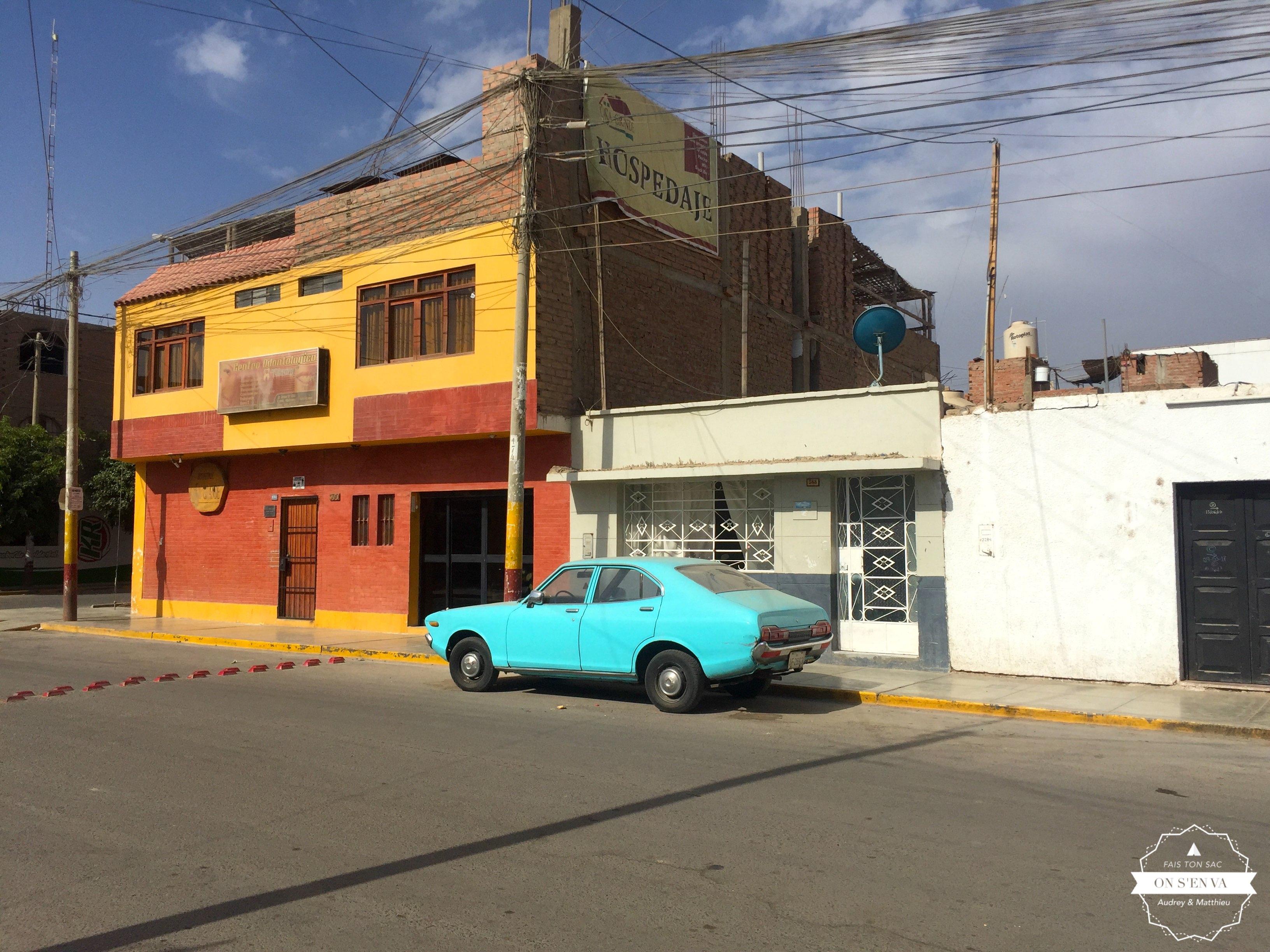 En route pour Arequipa!