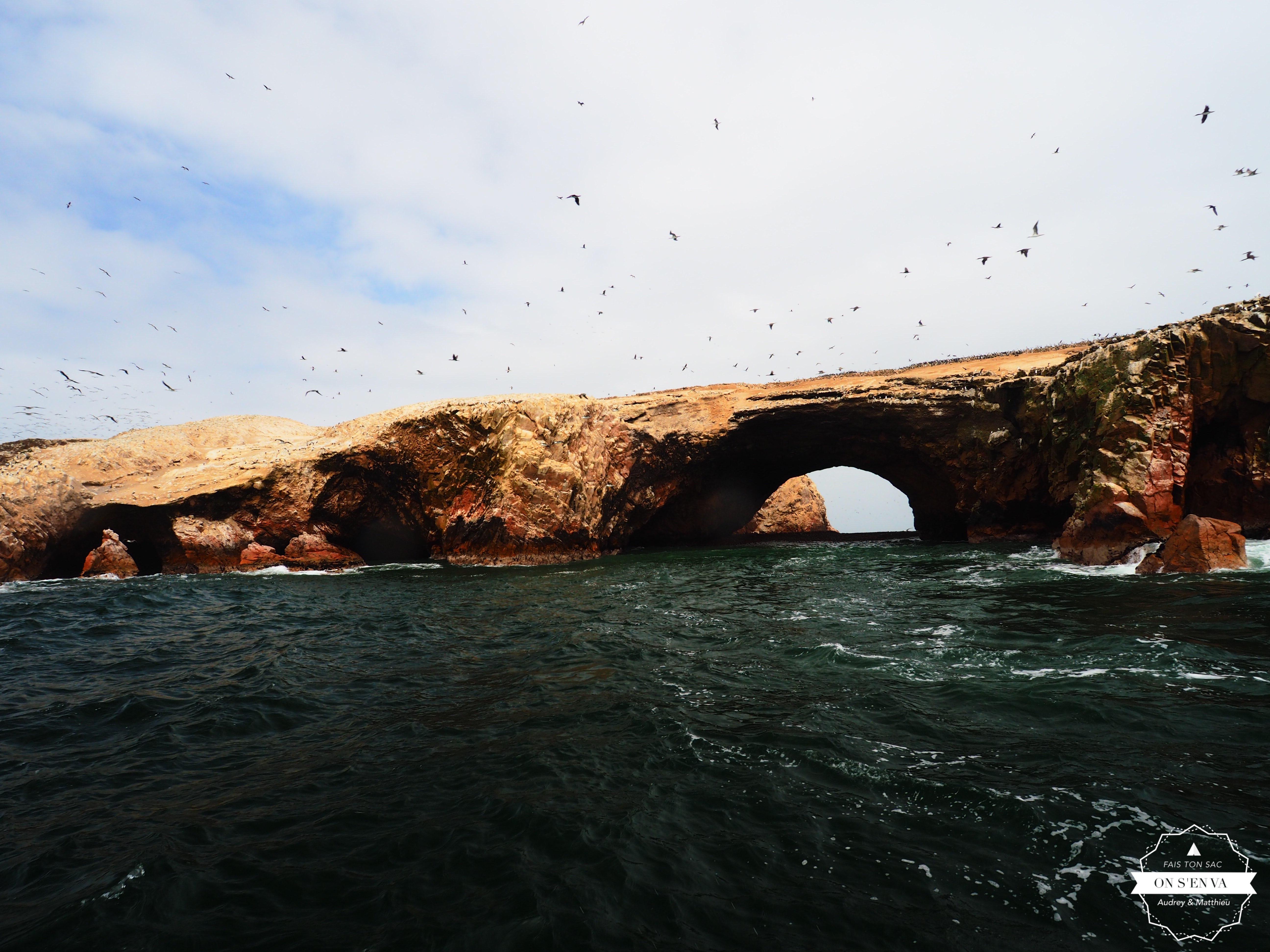 Les Islas Ballestas