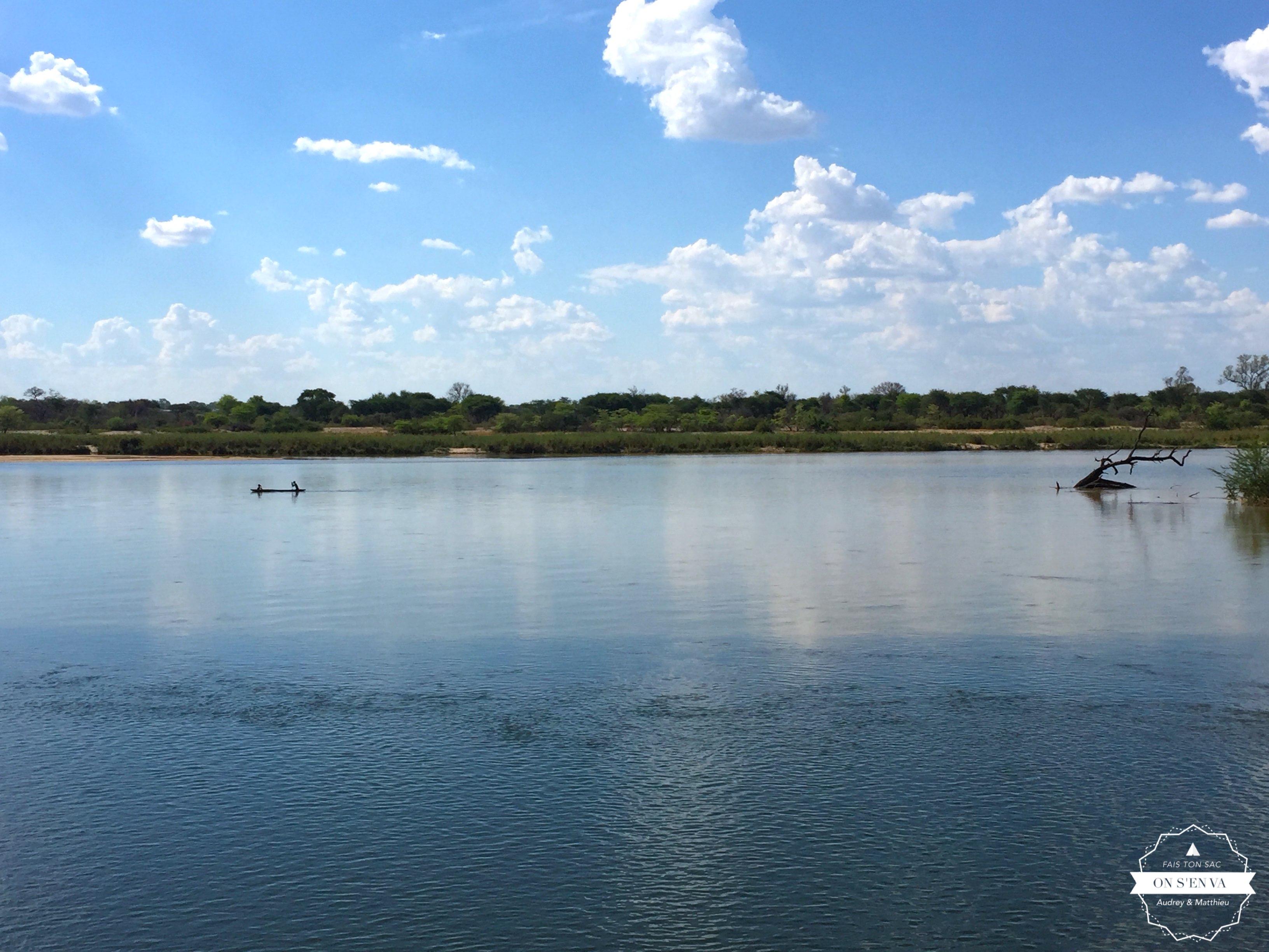 Sur les bords du Kavango